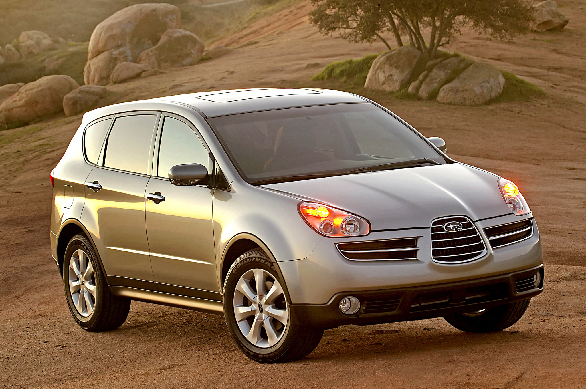 Subaru Tribeca is Gone: 7 Other Ugly Cars That Didn't Catch On