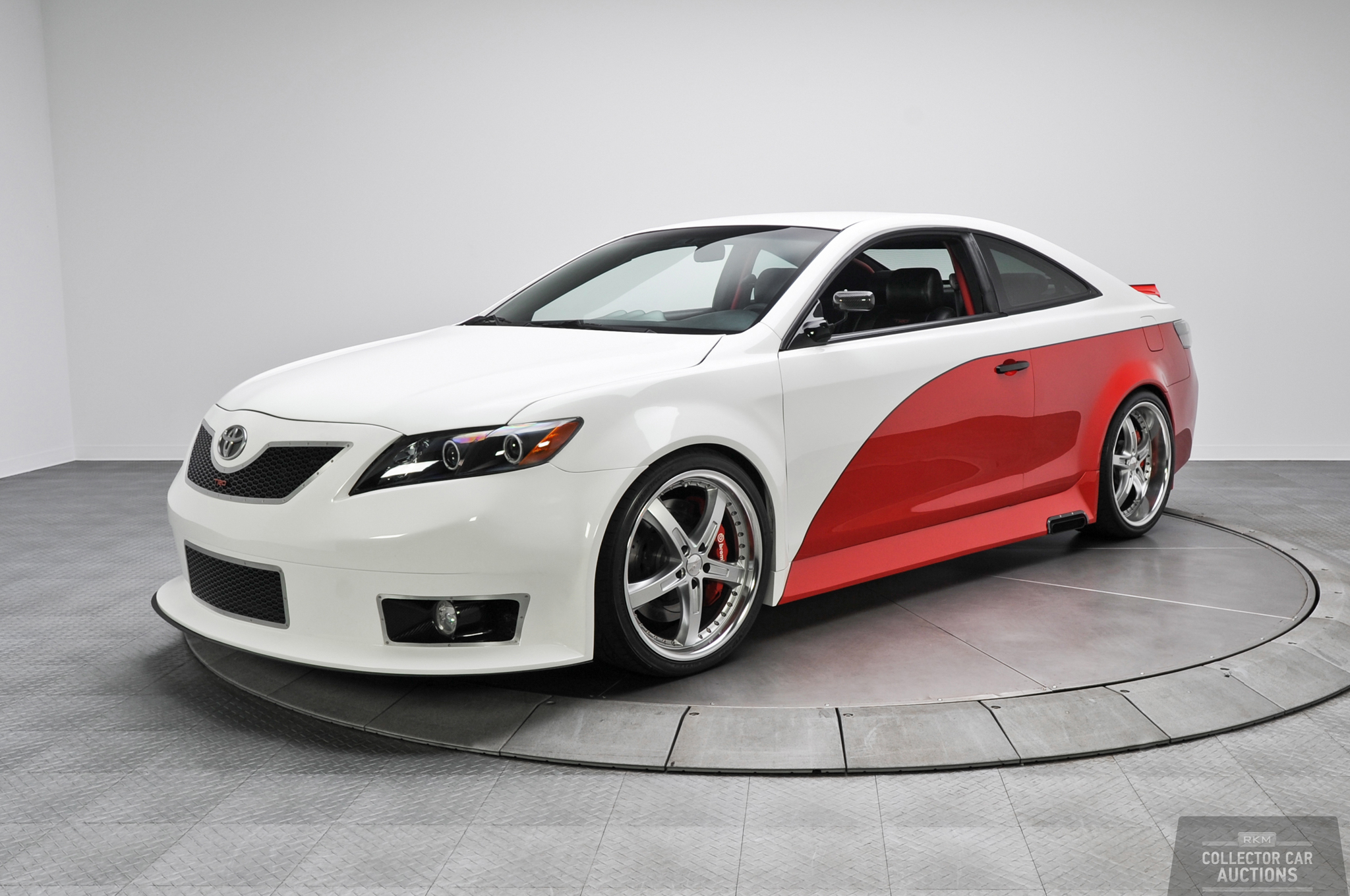 Rwd 680 Hp One Off 2006 Toyota Camry Coupe Heading To Auction