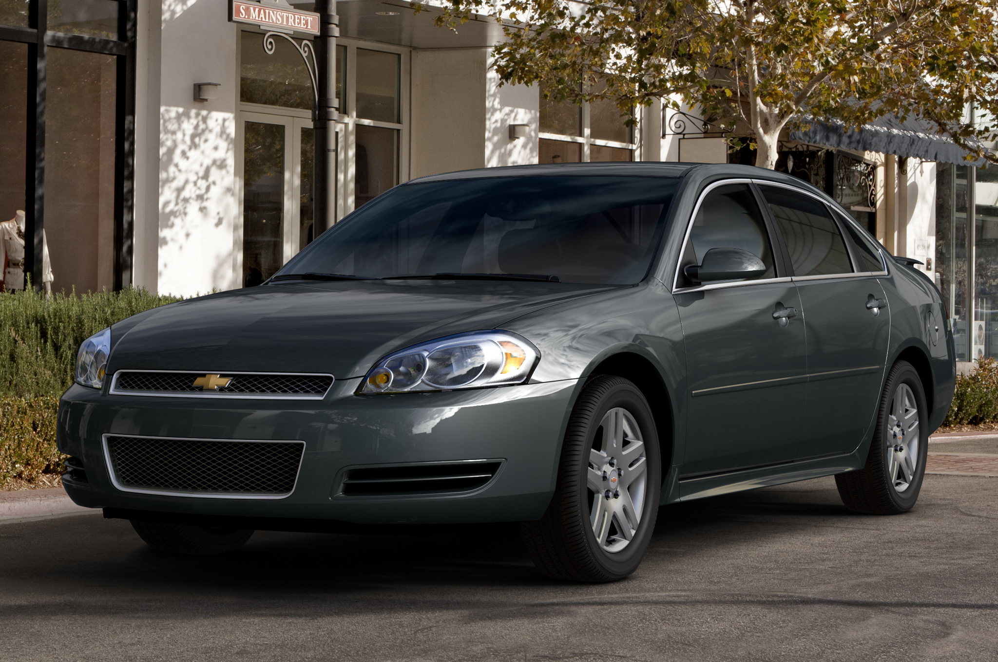 Chevrolet Impala Limited Production Extended To 2016 For Fleet Use
