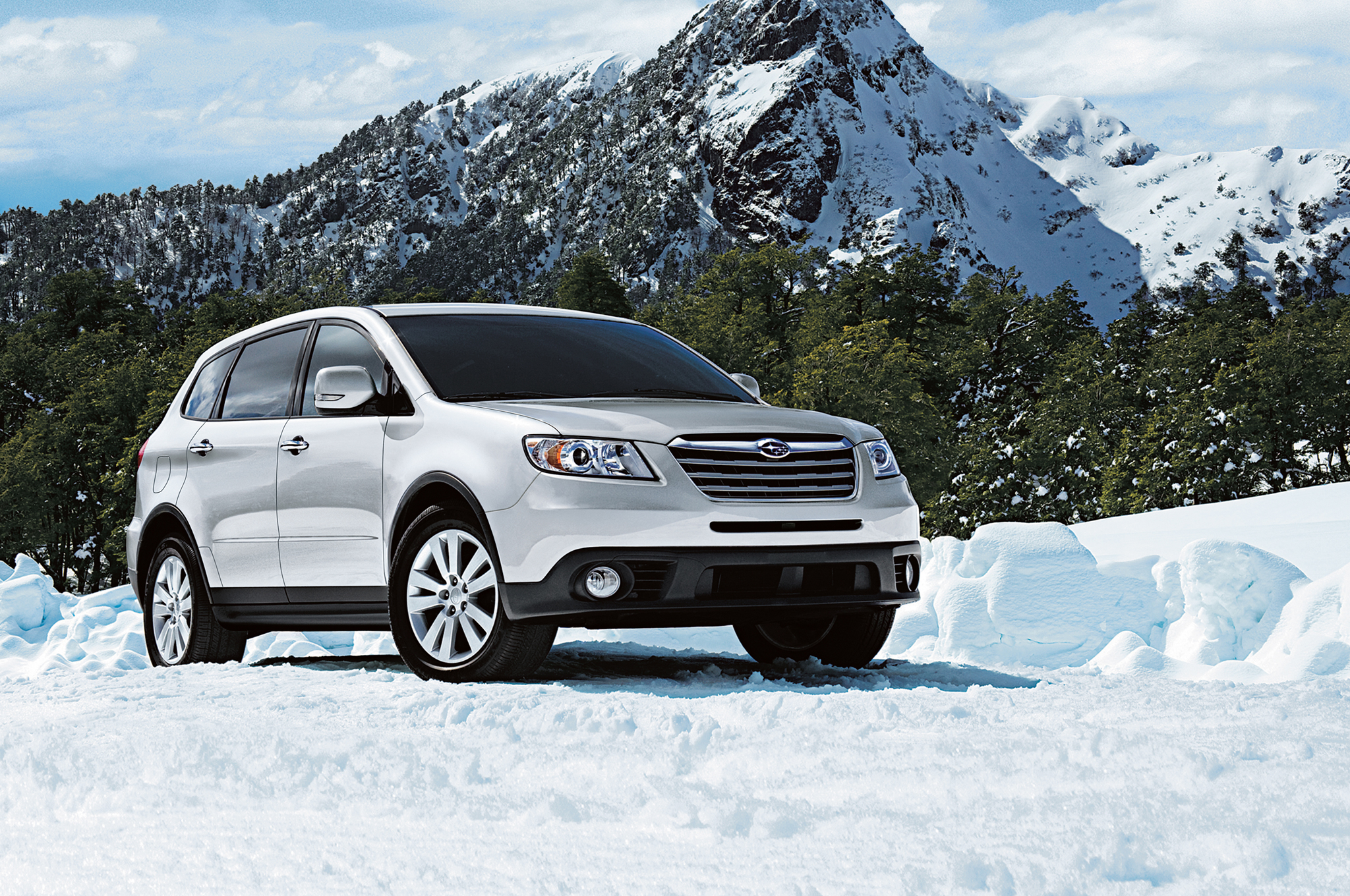 Subaru Tribeca Discontinued After 2014 Replacement Coming Motor Trend