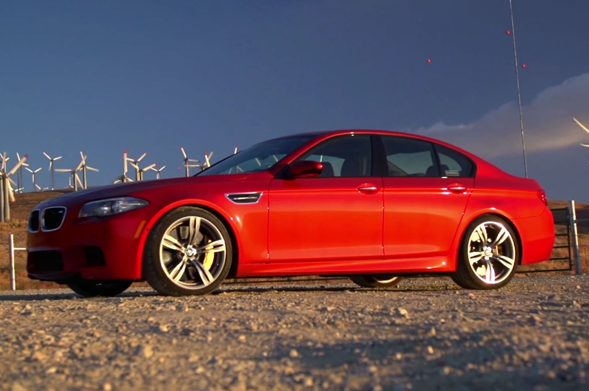2014 BMW M5 Competition Pack Put to the Test on Ignition (W/Video ...