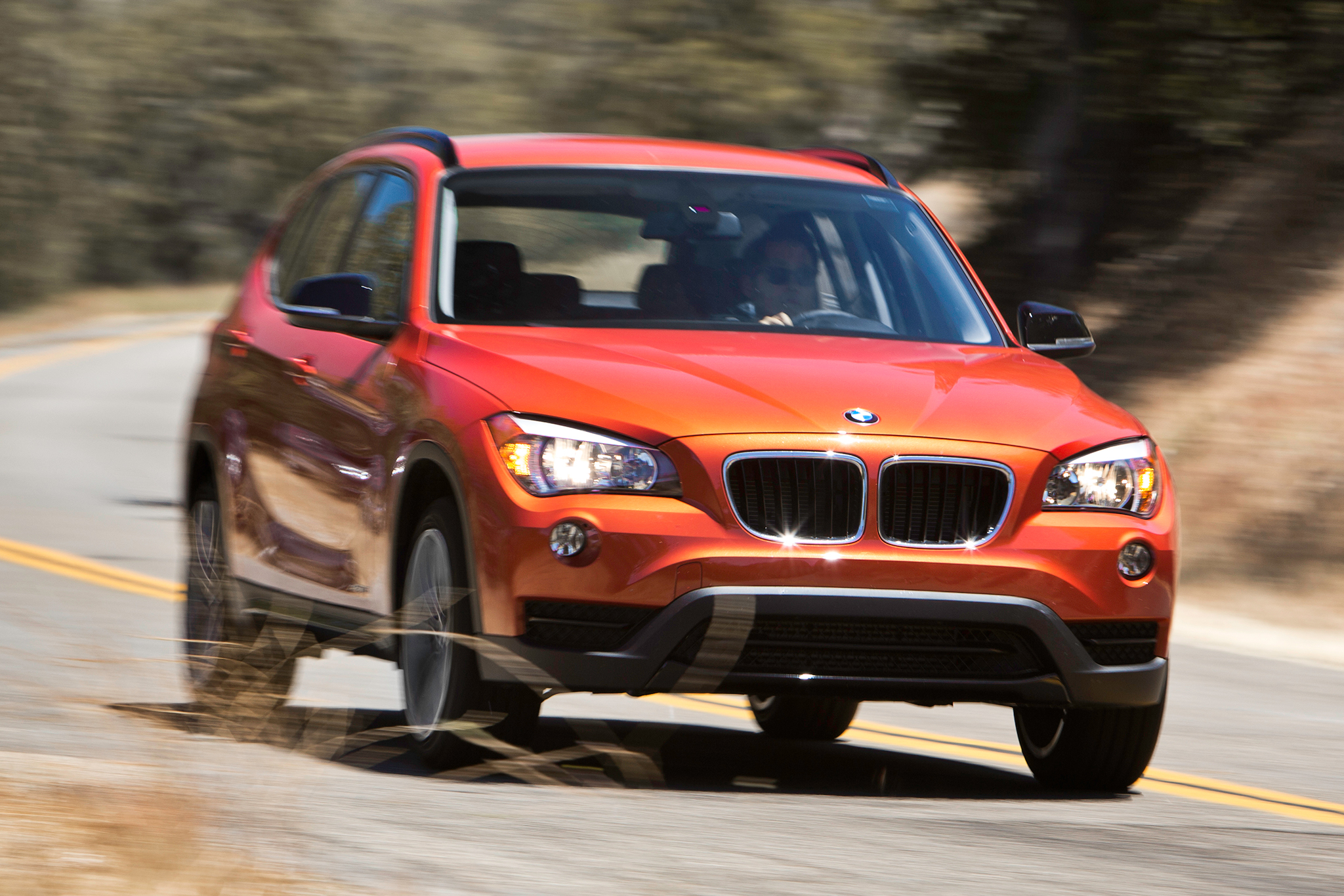 2014 Motor Trend SUV of the Year Contenders