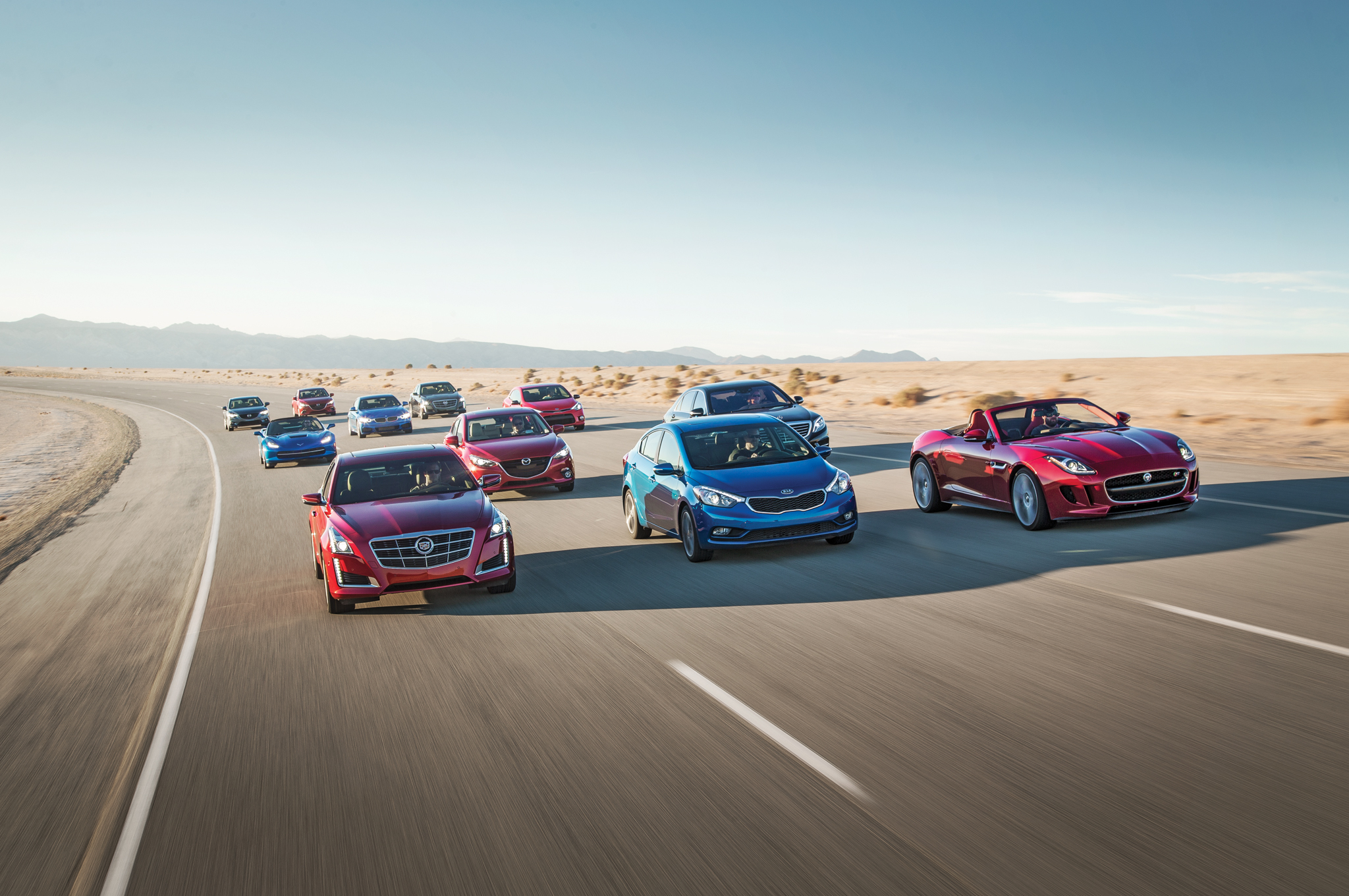 2014 Motor Trend Car of the Year: Contenders and Finalists - Motor Trend