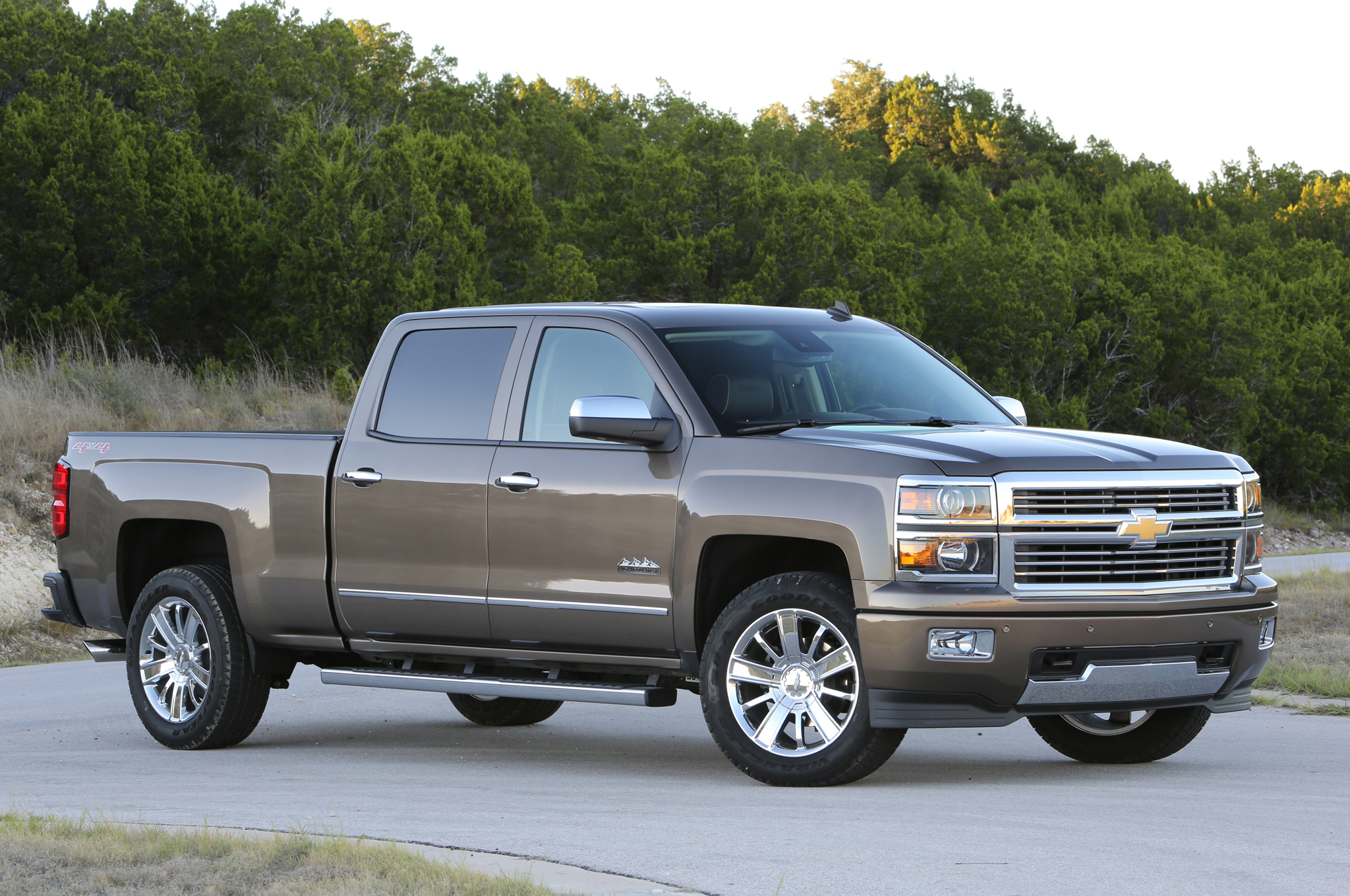 Wonderful 2014 Chevrolet Silverado High Country And GMC Sierra Denali 1500 6.2 First  Drive