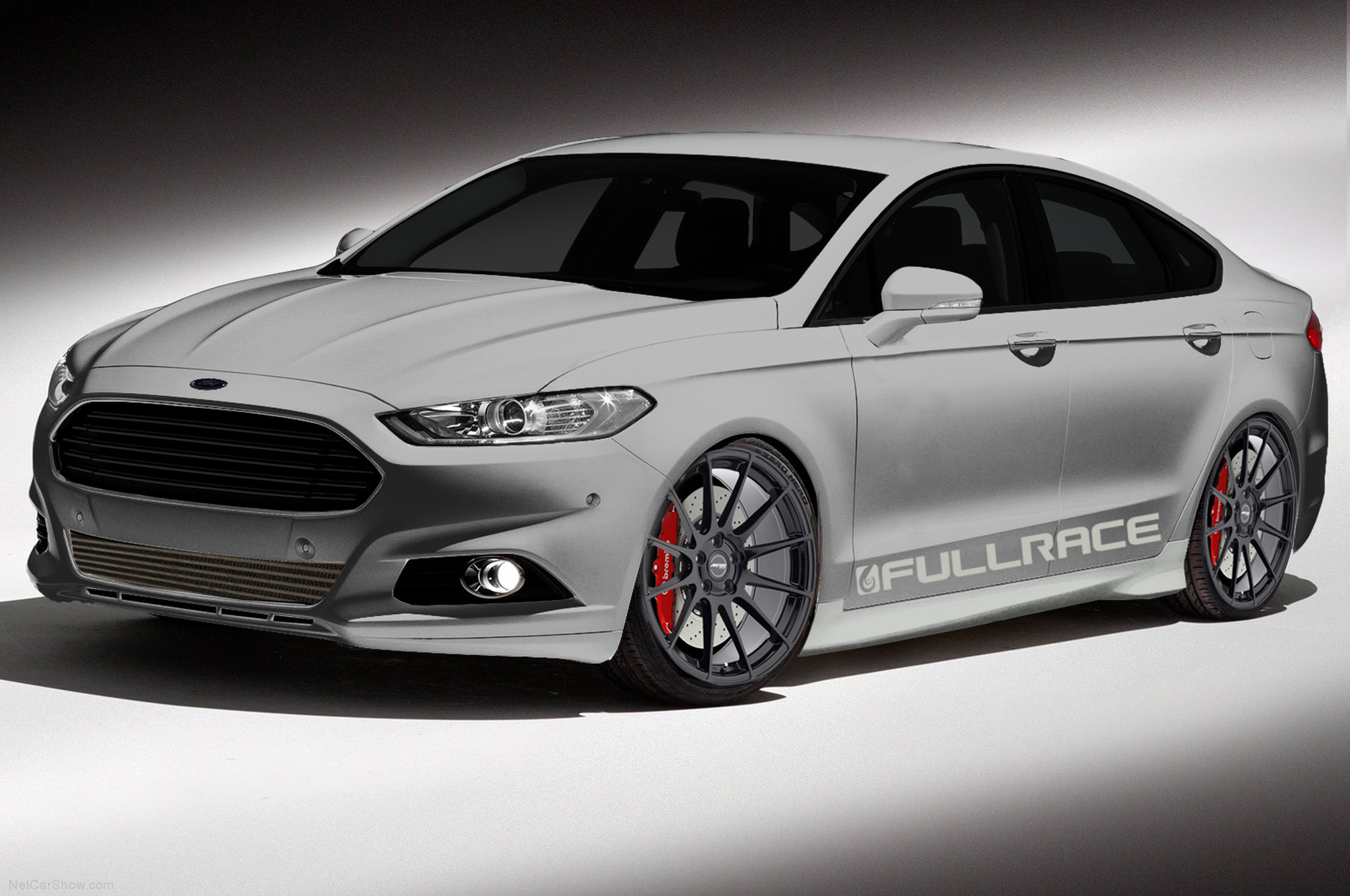 Modified 400 HP Ford Fusion Heading to 2013 SEMA Show Motor Trend