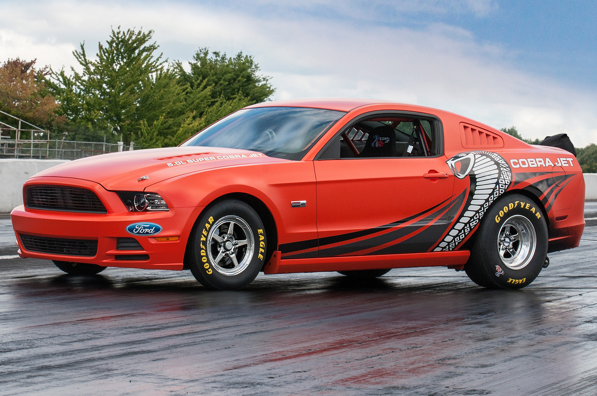 We Hear: Ford Prepping 2015 Cobra Jet, May Not be Mustang-Based ...