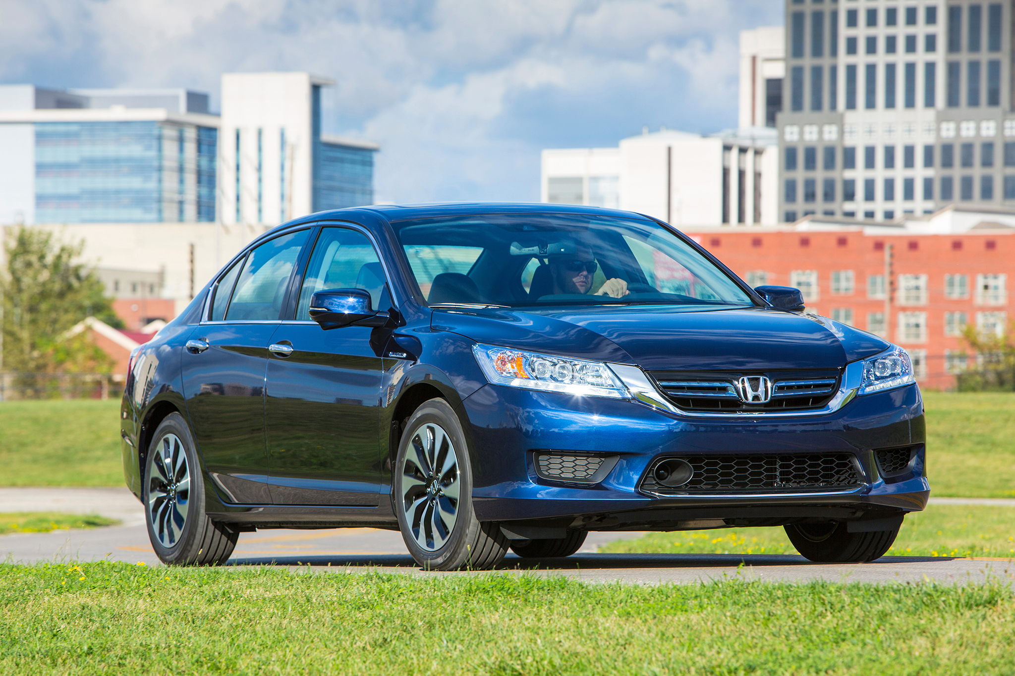 2014 Honda Accord Hybrid First Drive