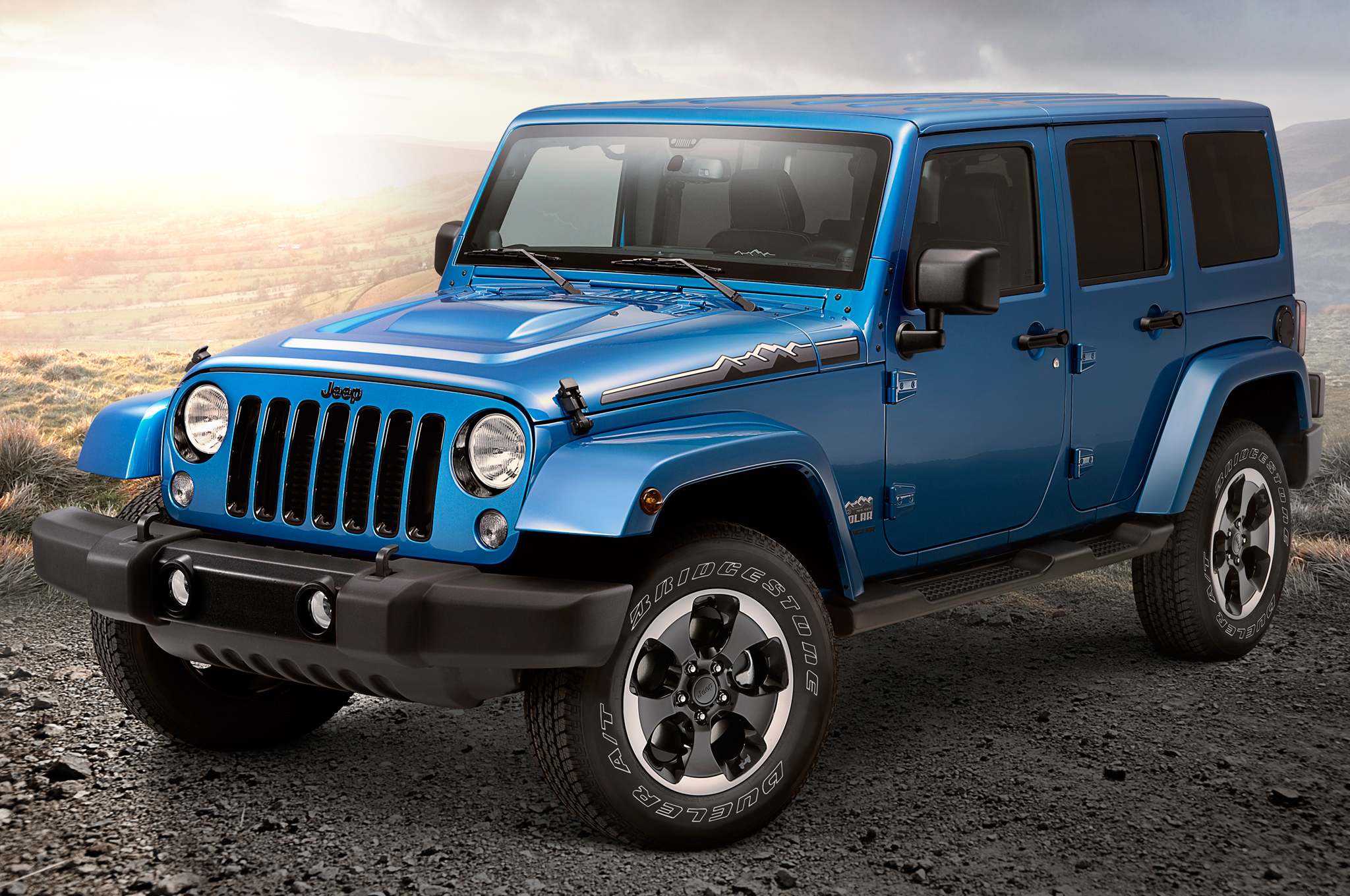 2014 jeep wrangler polar edition hits north america - motortrend