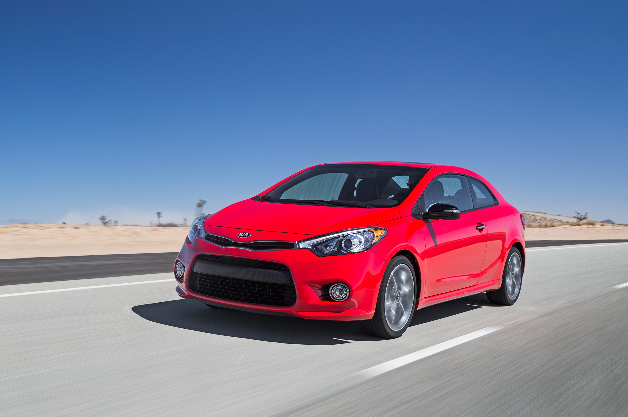 2014 Kia Forte Koup SX T GDI First Test