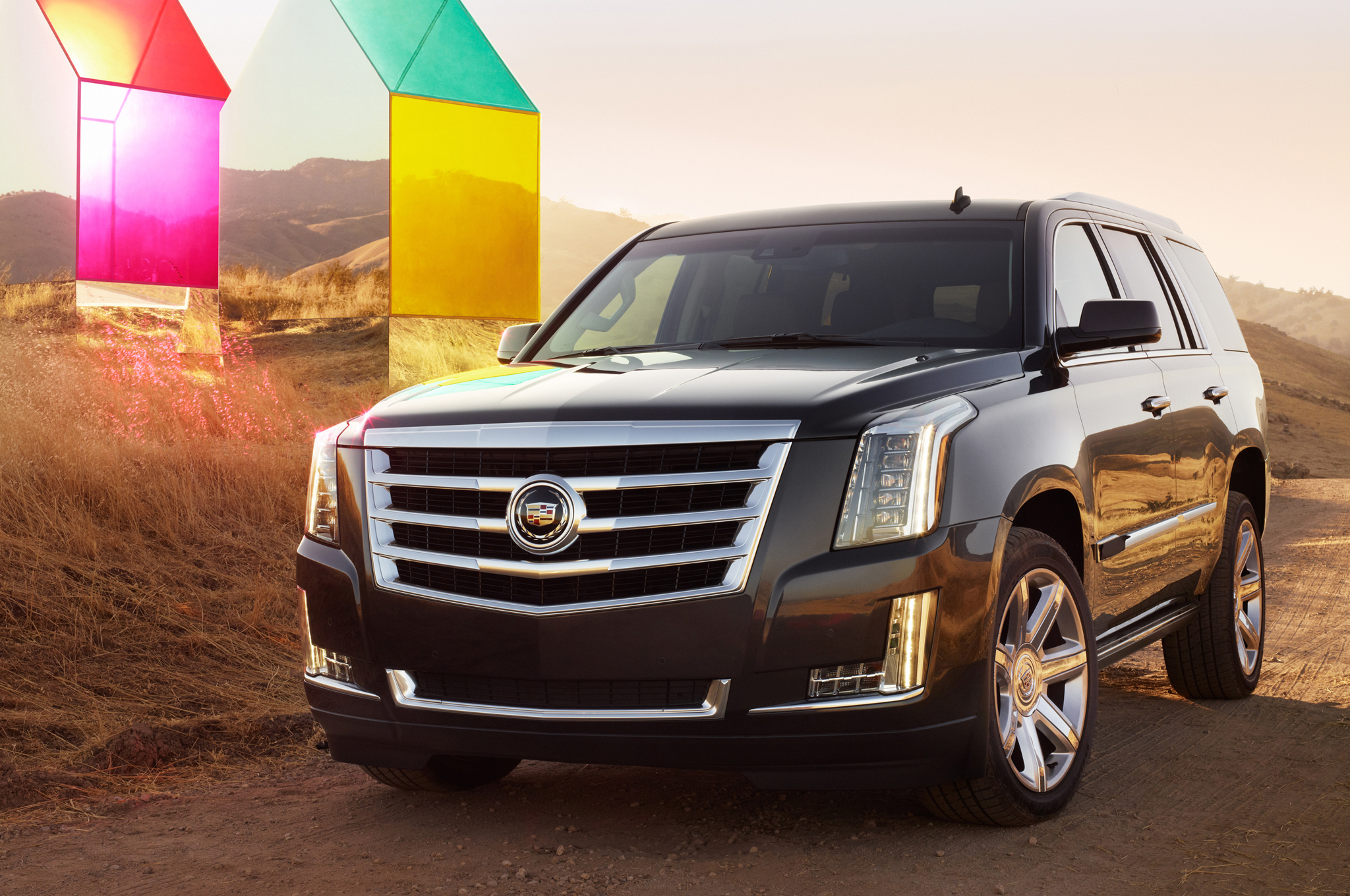 2015 Cadillac Escalade First Look Motor Trend