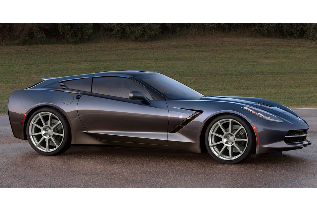 Callaway Prices Corvette AeroWagon Conversion at $15,000 - Motor Trend