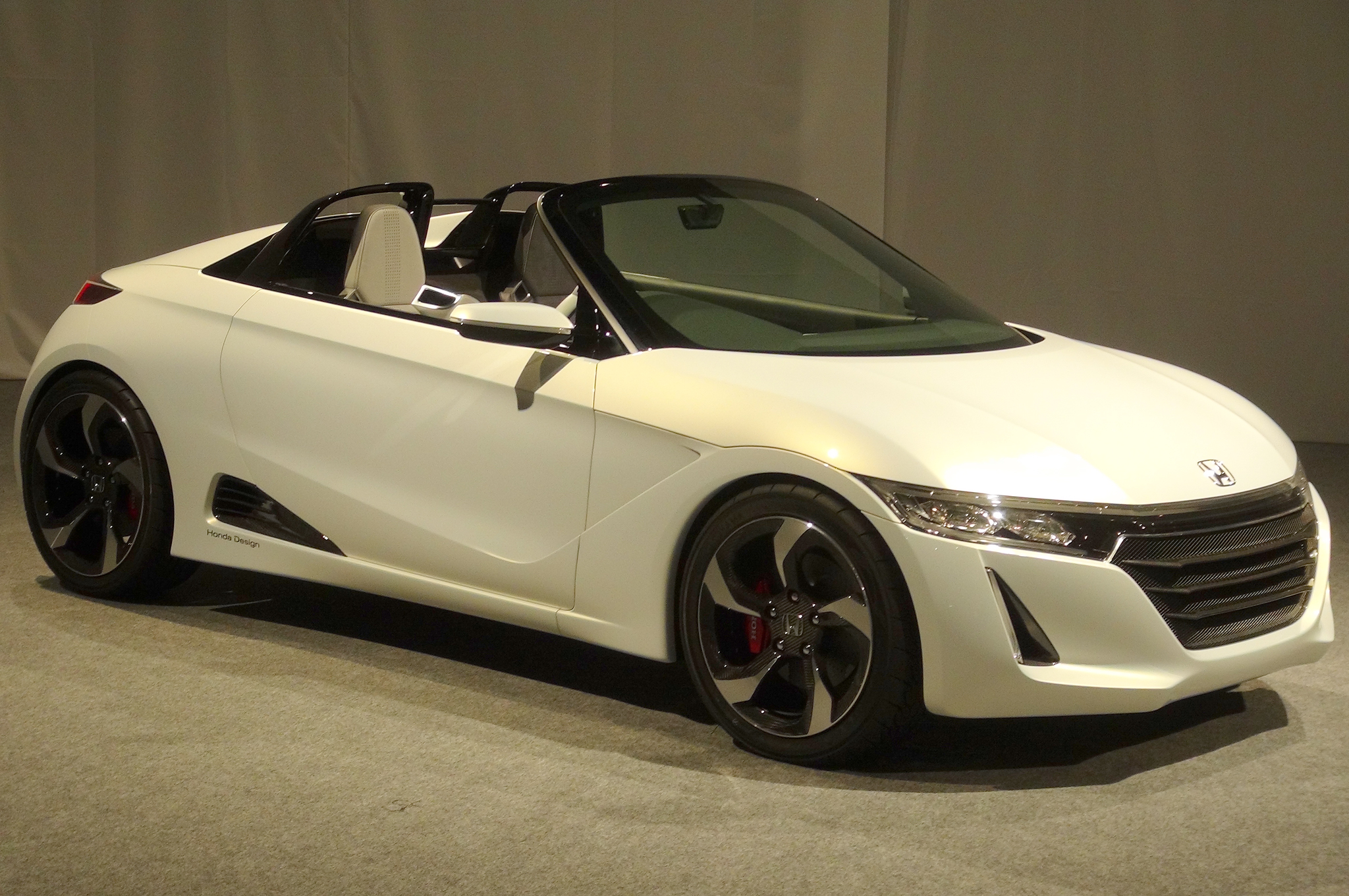 Honda S660 Concept Nearly Ready For Production Motortrend
