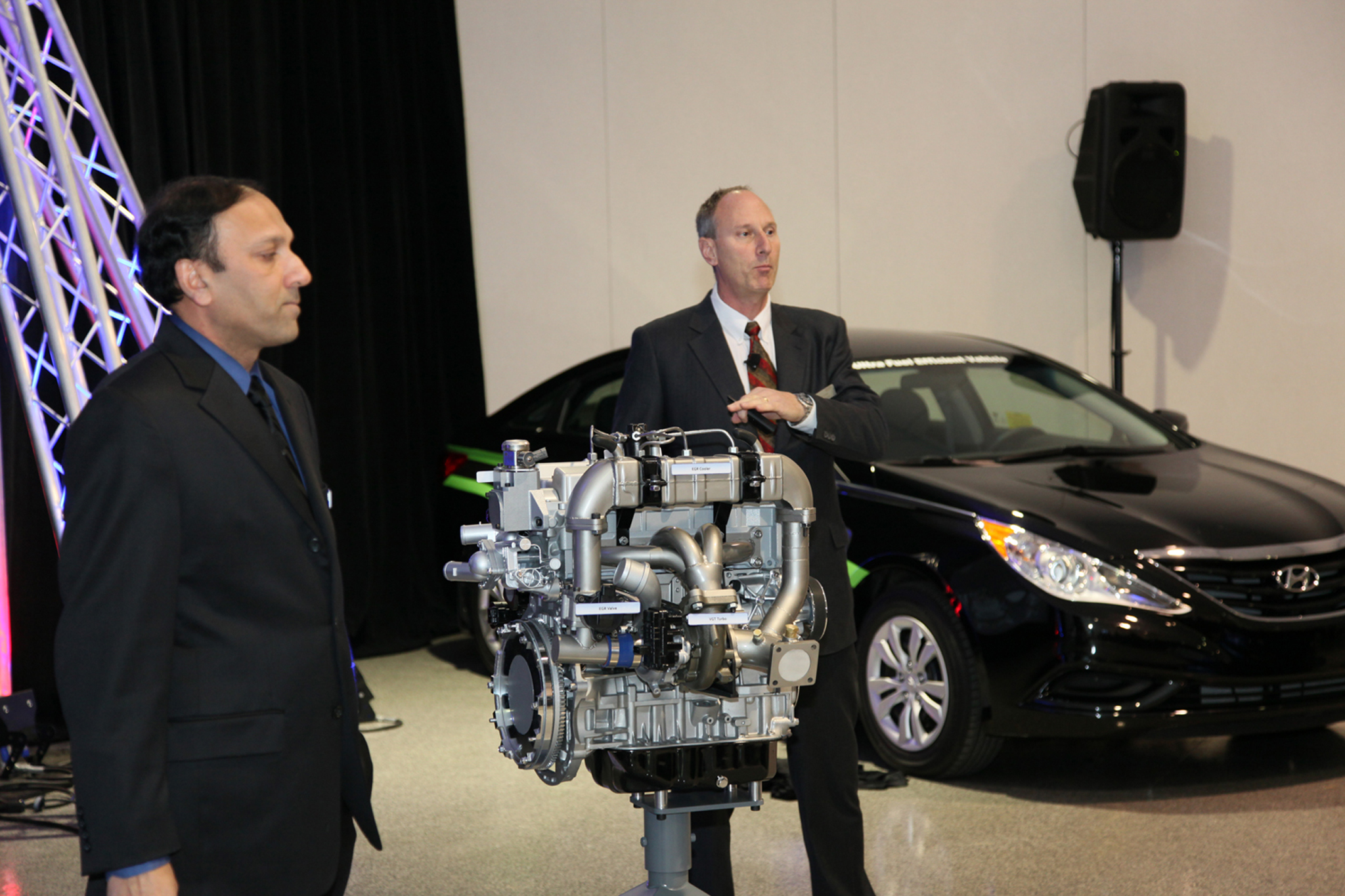 Fast-Follower No More--with its Gasoline Direct Compression Ignition GDCI Engine, Hyundai joins the leaders of the tech race.