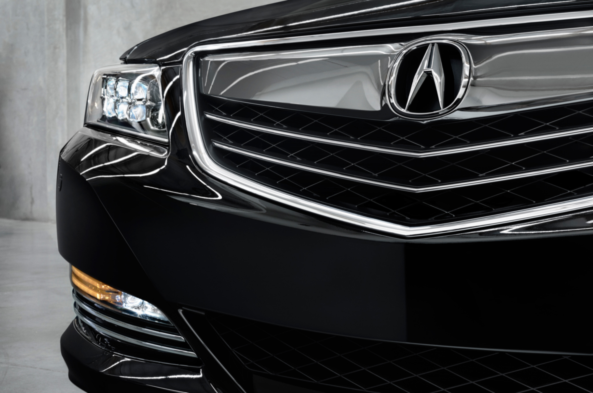 How Honda Will Fix Acura Tokyo Motor Show Motor Trend - Acura mdx front grill