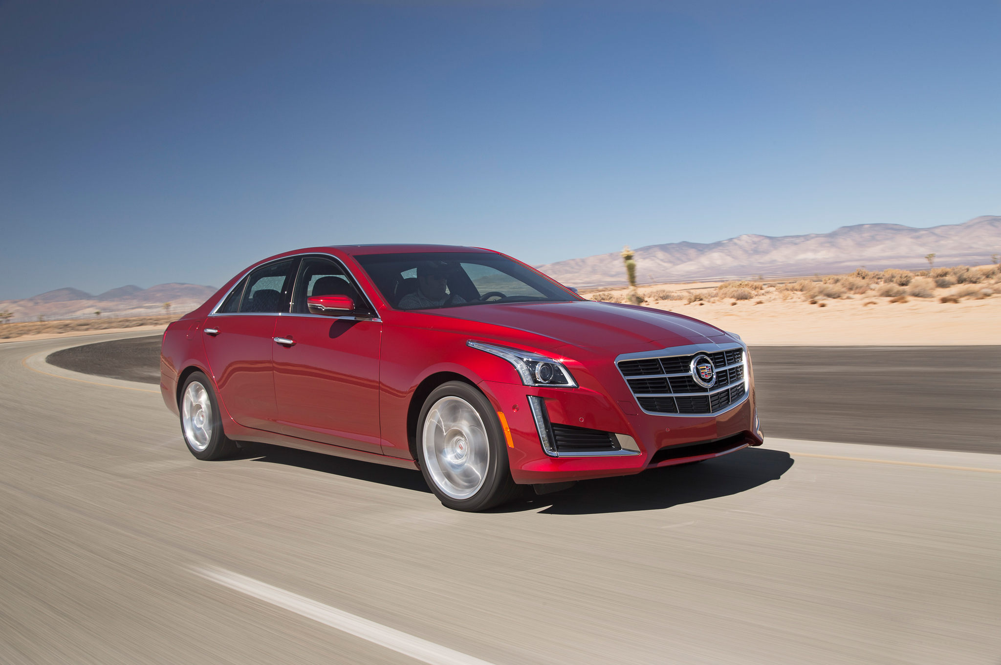 2014 Motor Trend Car of the Year Contender Cadillac CTS Motor Trend