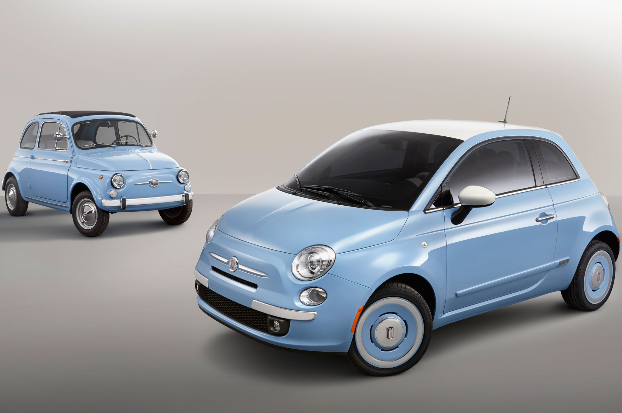 2014 Fiat 500 1957 Edition Celebrates Nameplate's 57th Anniversary