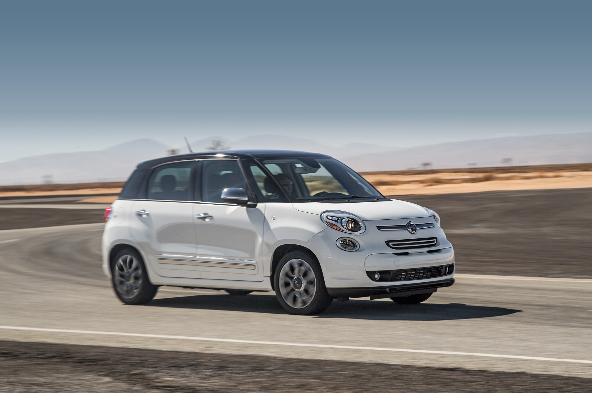 2014 Motor Trend Car of the Year Contender Fiat 500L Motor Trend