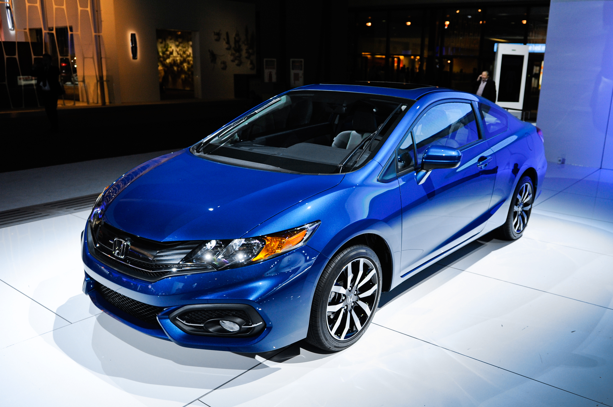 Five Things to Know About the Updated 2014 Honda Civic 2013 L A