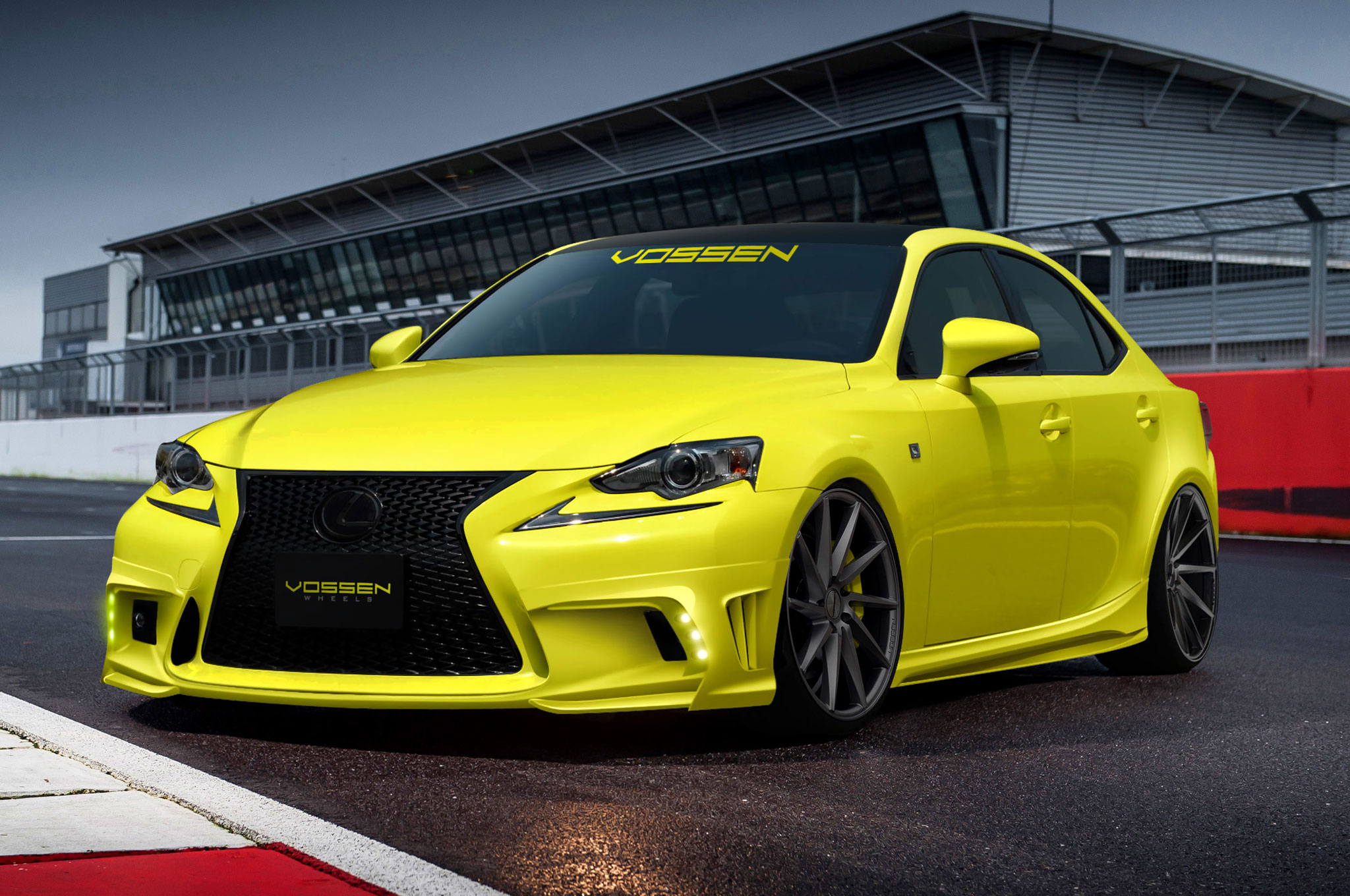 2014 Lexus IS Takes Six Different Forms at 2013 SEMA Show