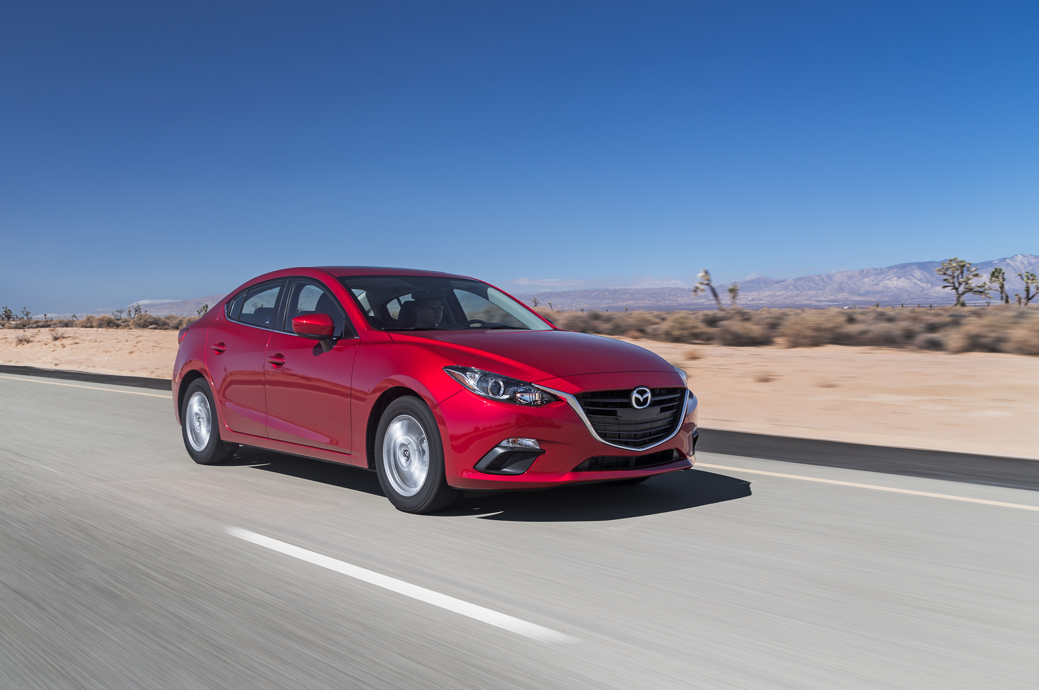 2014 Motor Trend Car of the Year Contender Mazda3 Motor Trend
