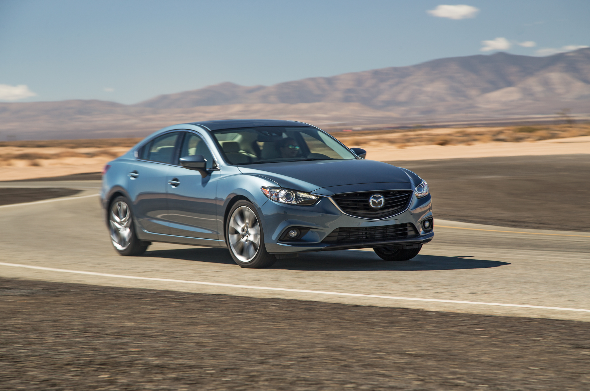 2014 Motor Trend Car of the Year Contender Mazda6 Motor Trend