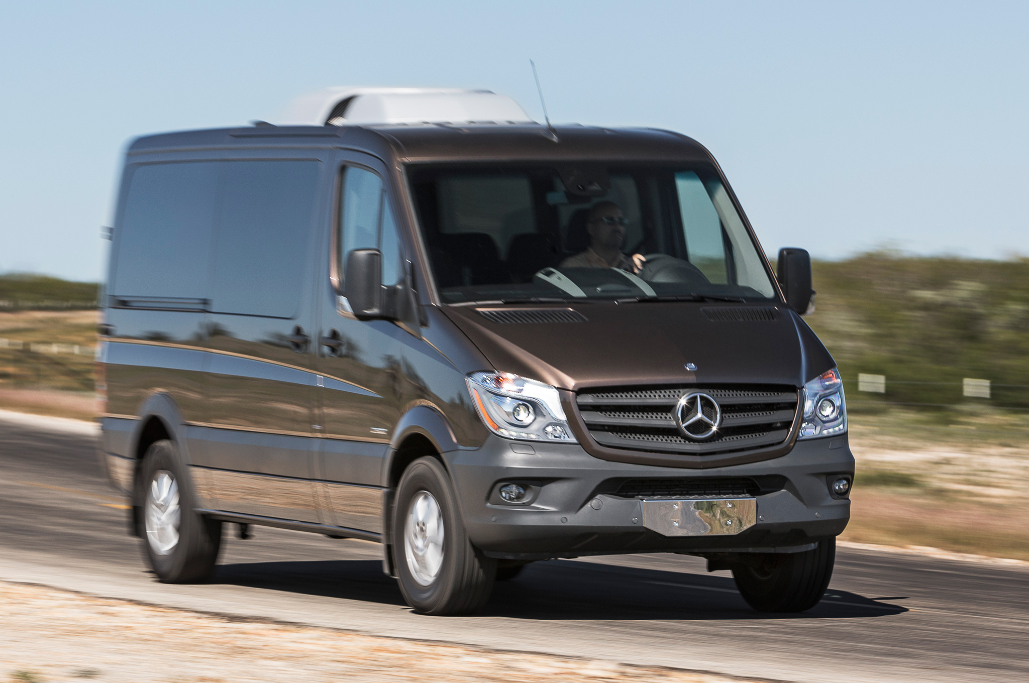 2014 Mercedes Benz Sprinter First Test