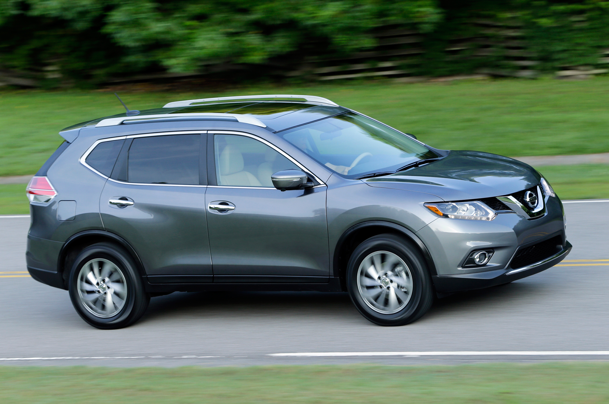 Exceptional 2014 Nissan Rogue First Drive
