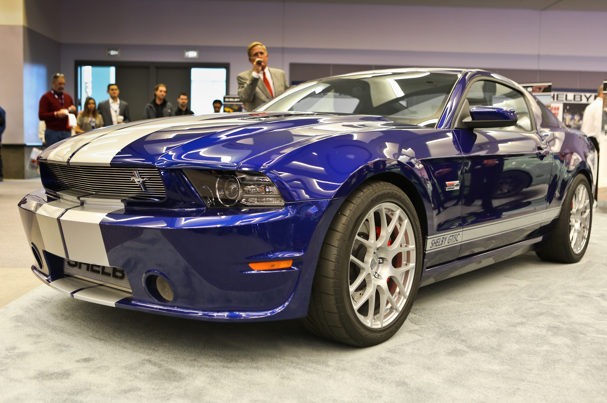 Quick Drive: 624-HP 2014 Shelby Mustang GT Drops at L.A. Auto Show