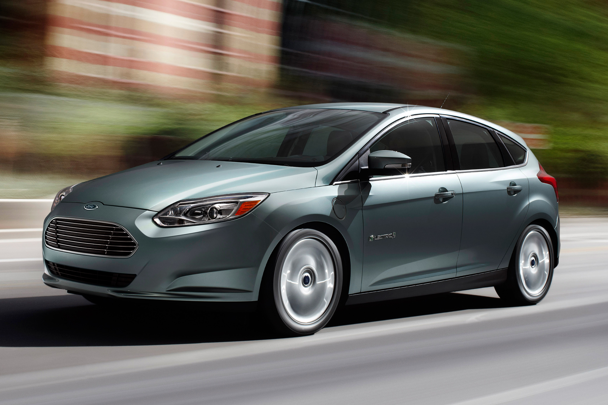 Ford Focus Electric Vehicles Recalled for Potential Power Loss