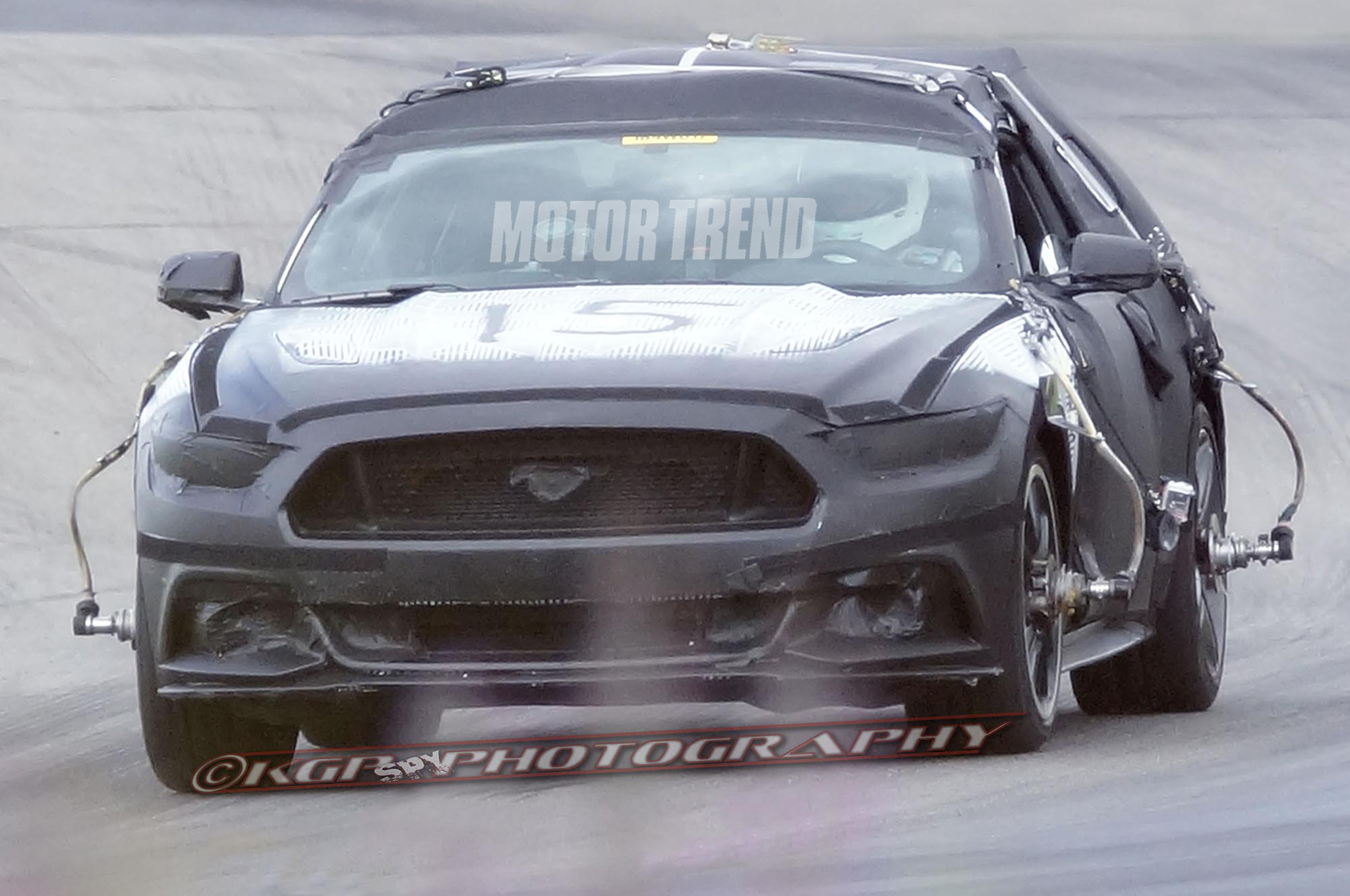 2015 Ford Mustang's Five-Time-Zone Reveal Comes Into Focus