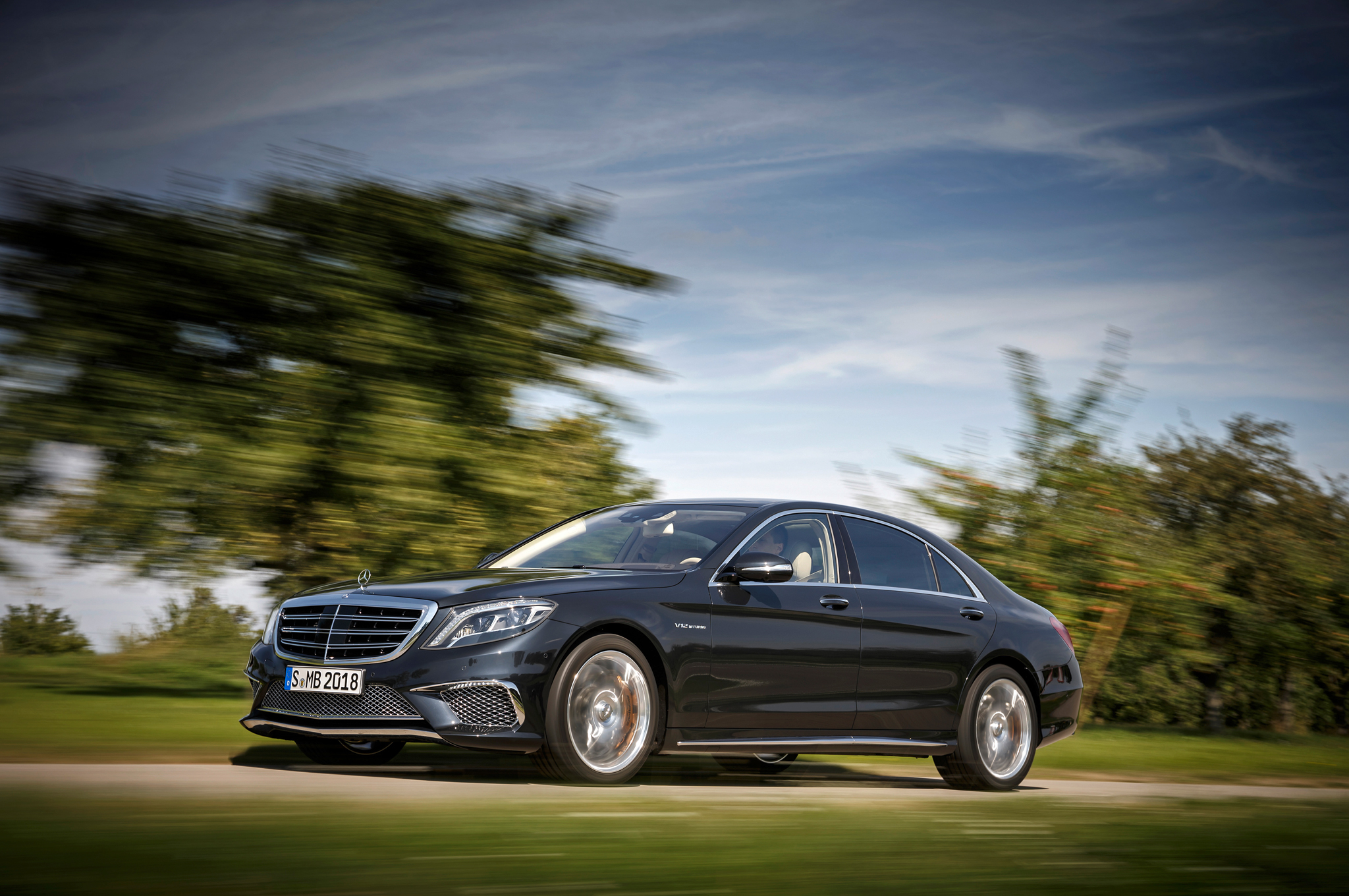 2015 Mercedes-Benz S65 AMG First Look