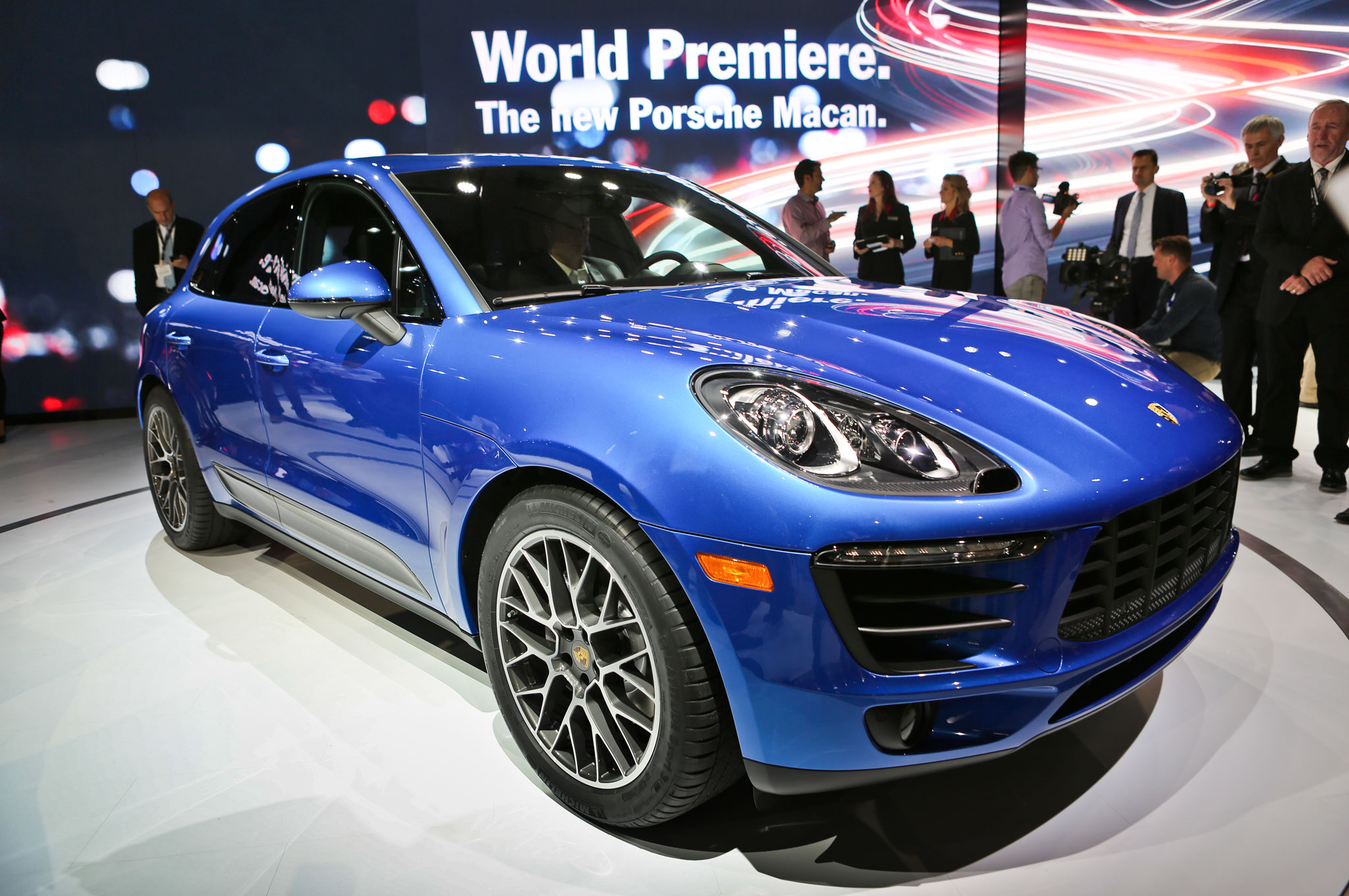 2015 Porsche Macan Configurator Goes Live With Pricing