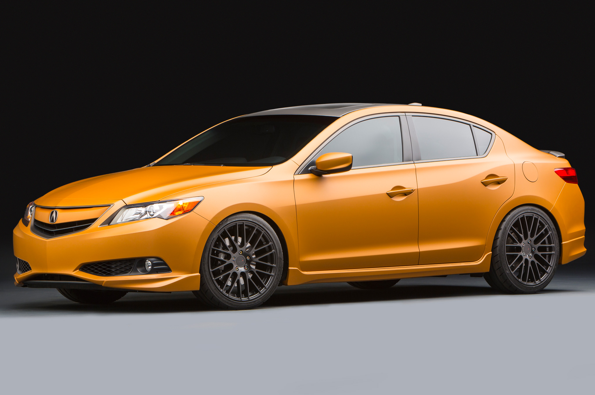 Supercharged Acura ILX VIPStyle RLX Unveiled At SEMA Show - Acura aftermarket parts