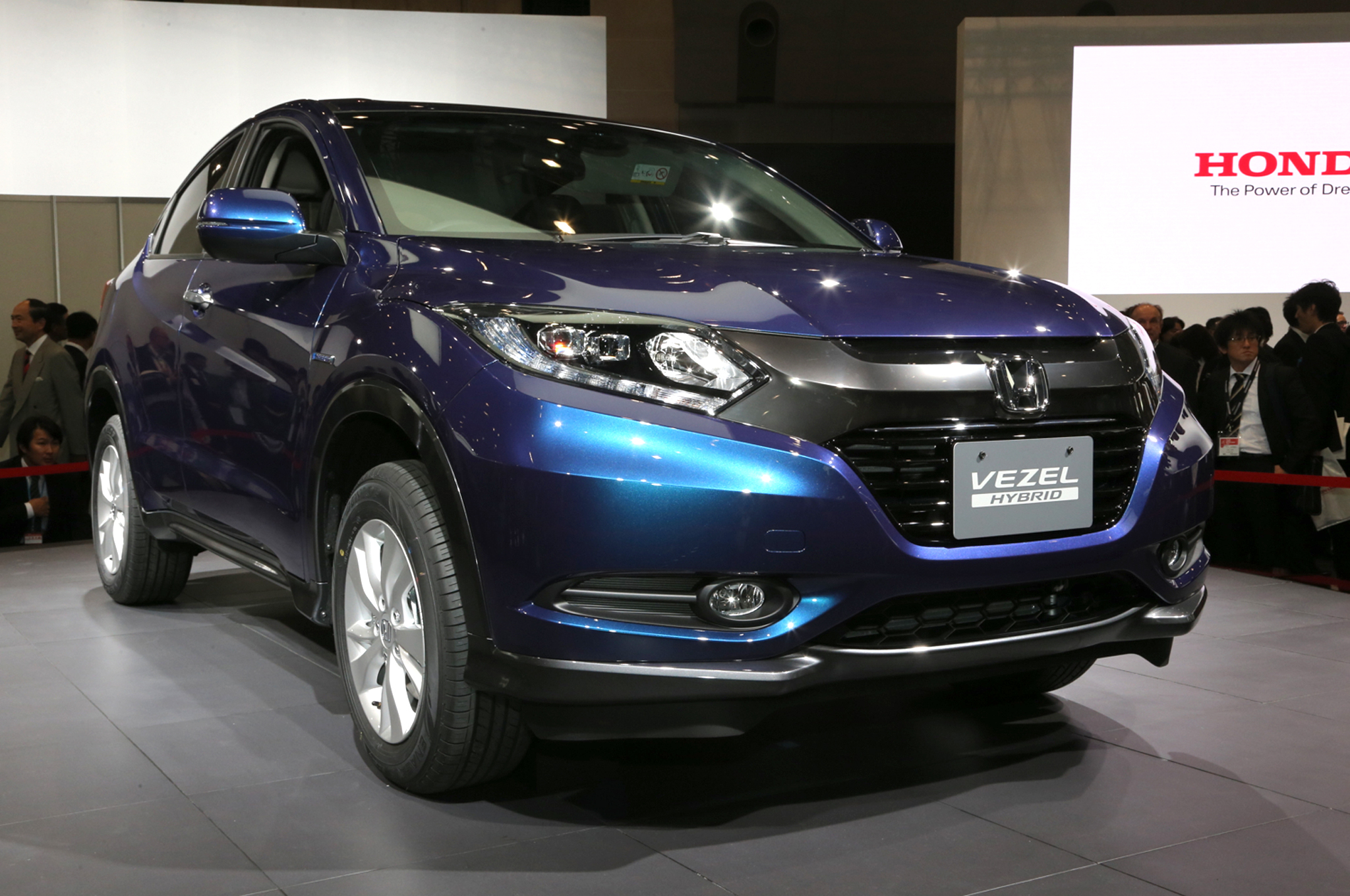 Honda Vezel Compact Crossover Likely for U.S. - 2013 Tokyo