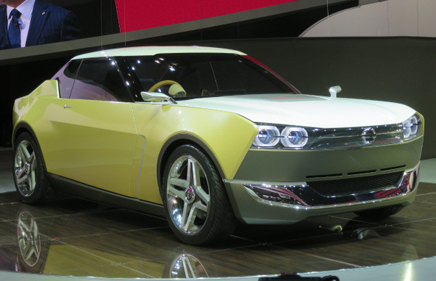 Nissan Idx Freeflow And Idx Nismo Concepts At 2013 Tokyo Show