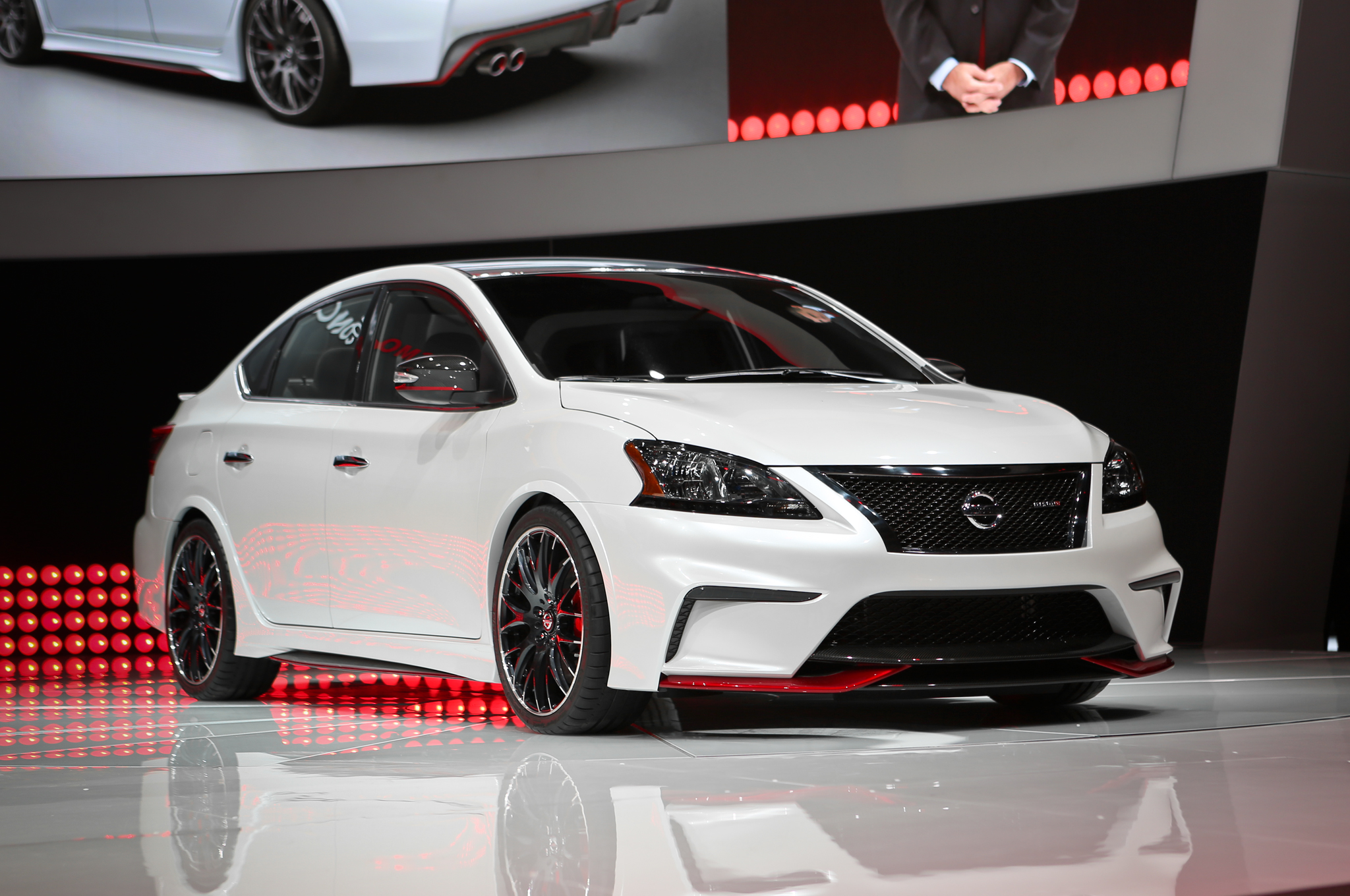 Nissan Sentra Nismo Concept Debuts With 240 Hp Turbo I 4 Motor Trend Engine Diagram