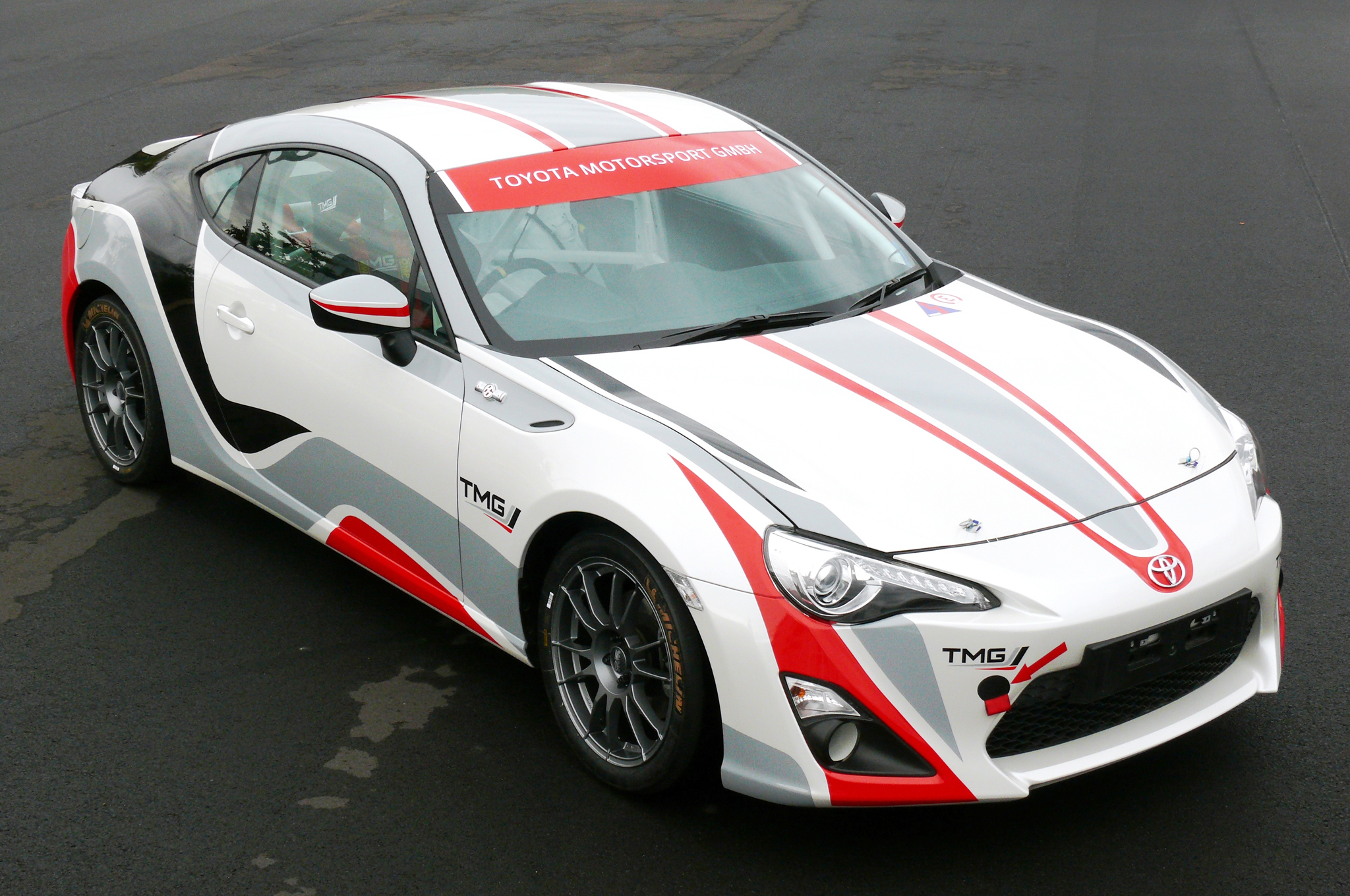 Toyota Prepping a Rally-Ready GT86