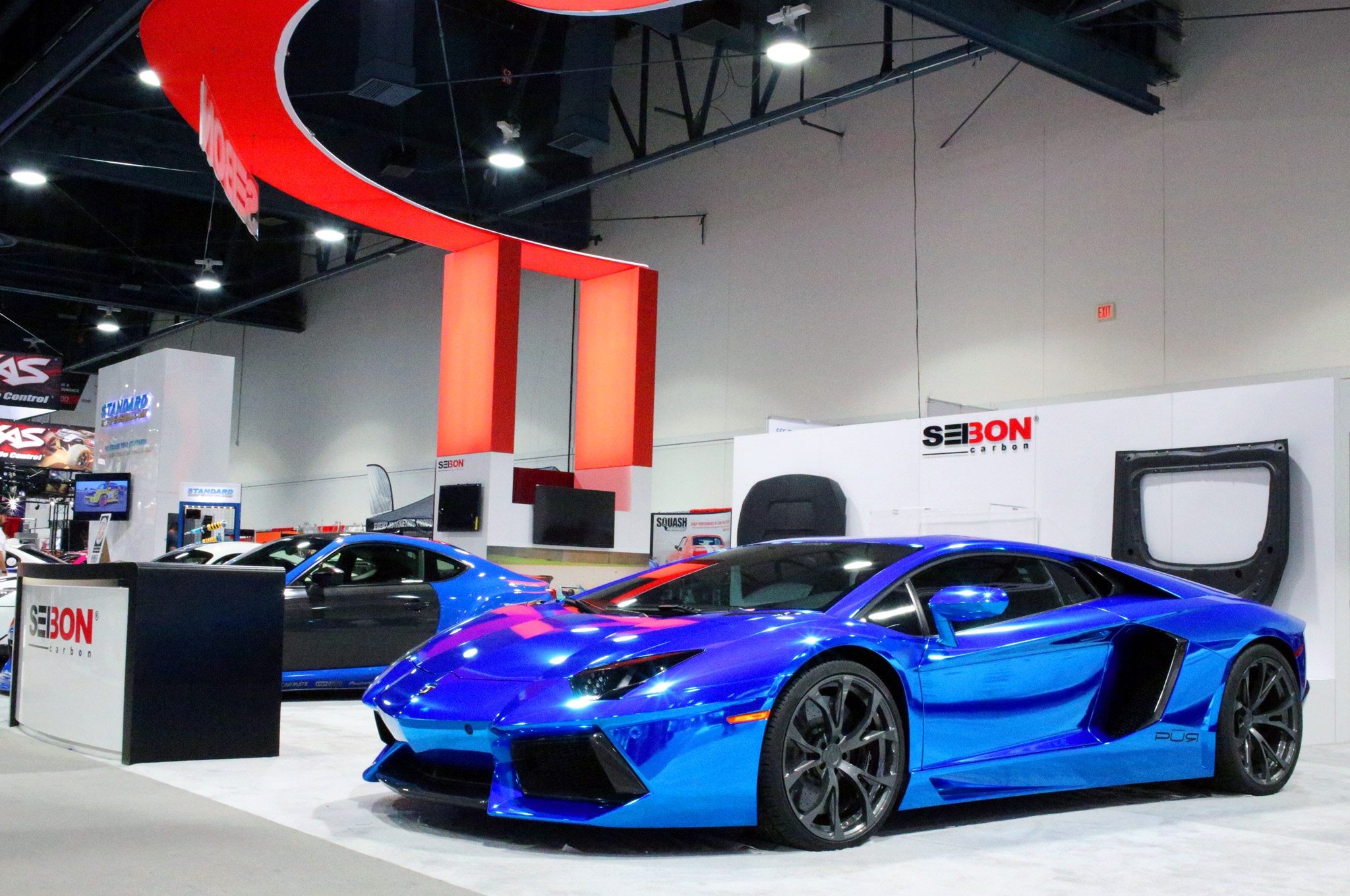 Leaving Las Vegas: Name Your Favorite 2013 SEMA Show Car
