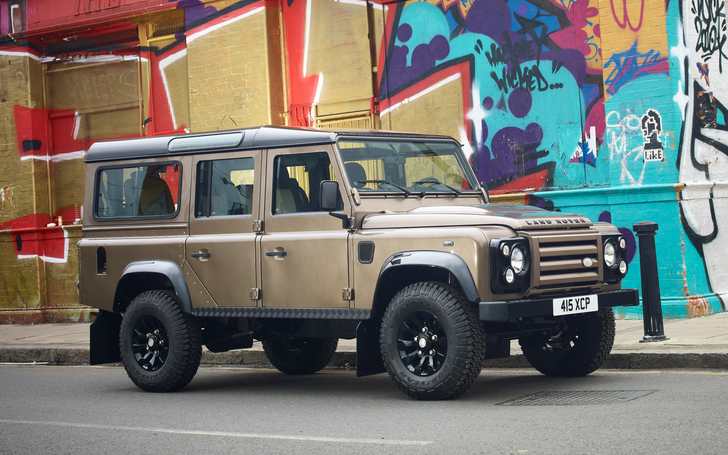 We Hear: Land Rover Defender Pickup Planned for 2017