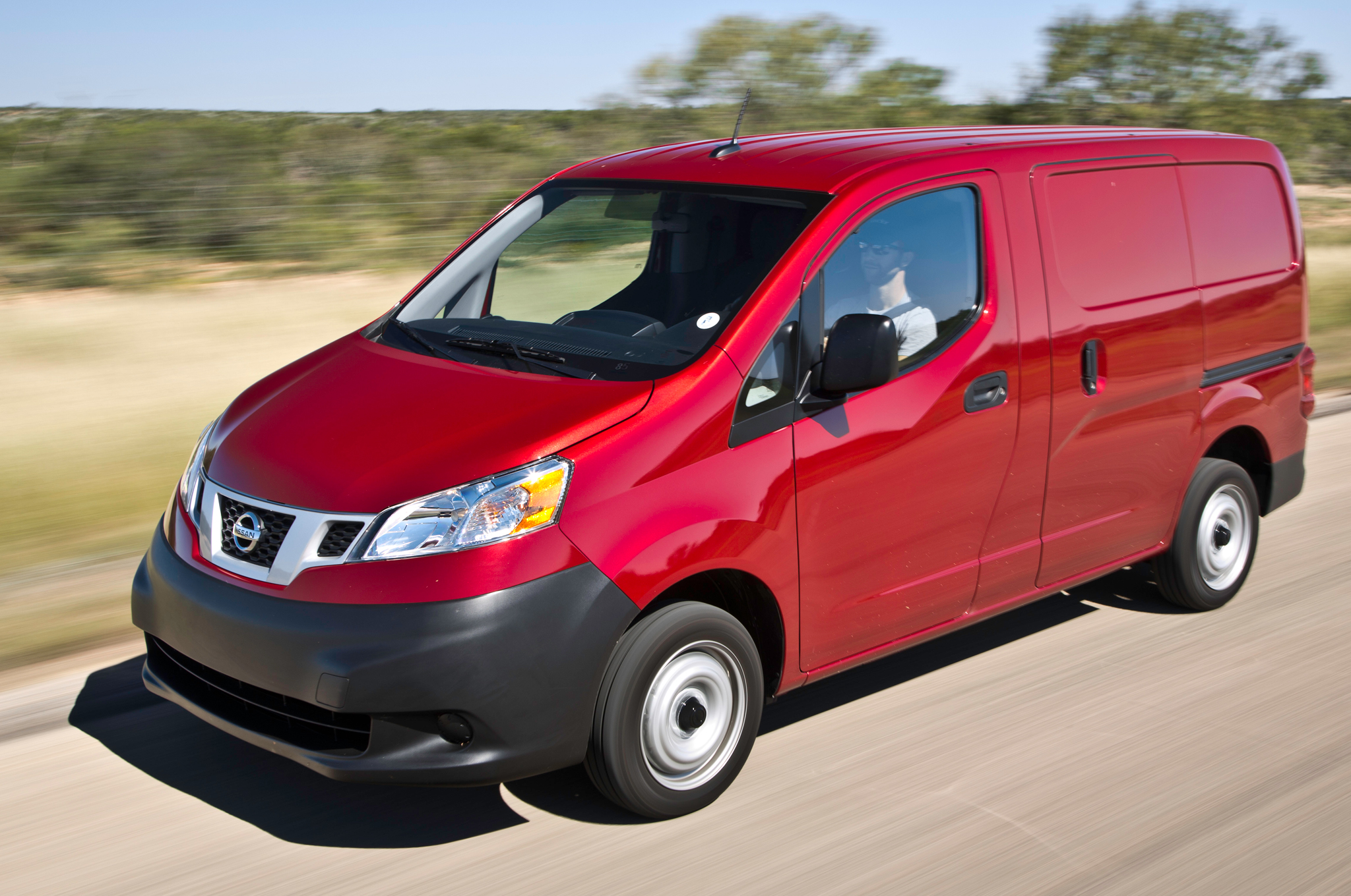 2014 Motor Trend Truck of the Year Contender: Nissan NV200