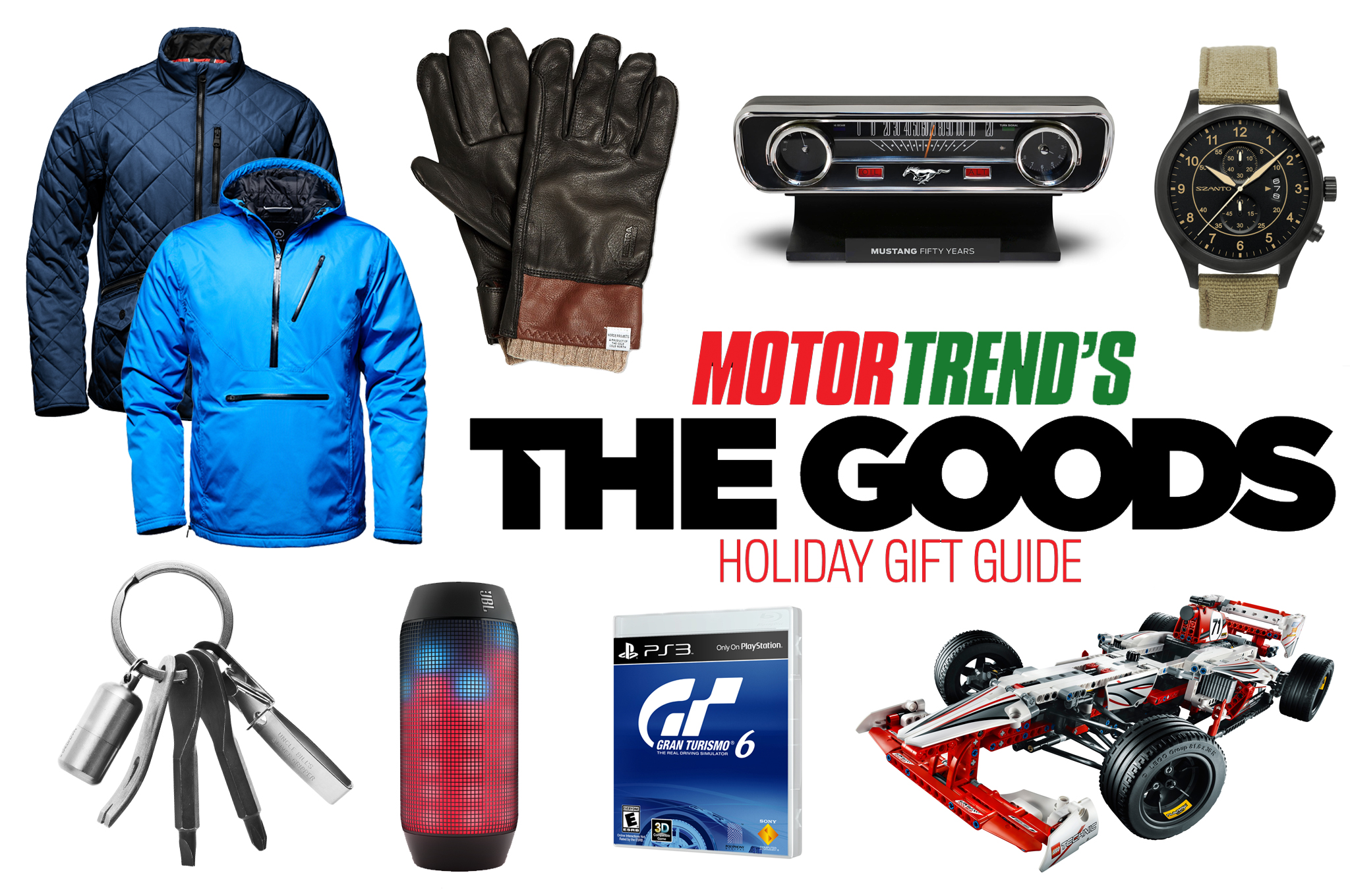 d95f68560b6 The Goods - Holiday Gift Guide 2013 - MotorTrend