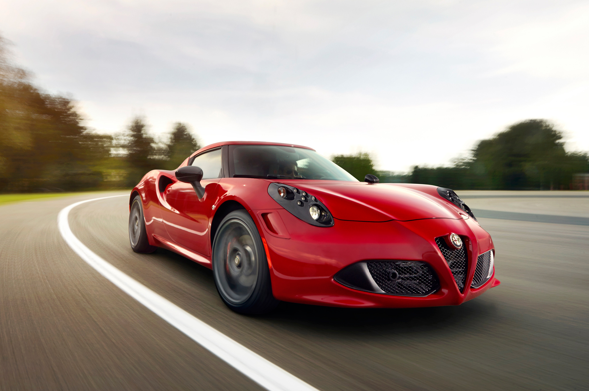 Previewing Alfa Romeo's New RWD/AWD Plan for World Domination
