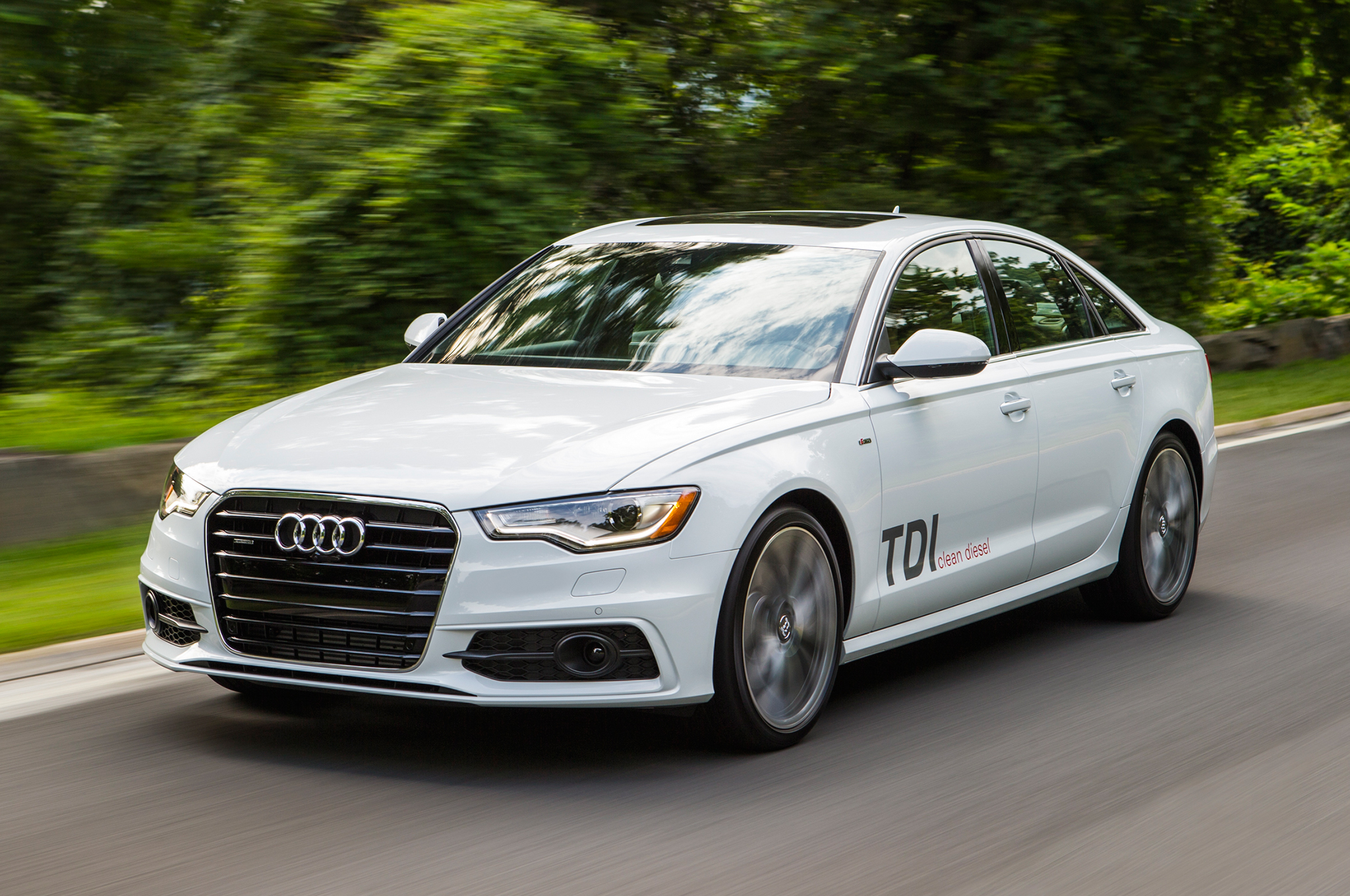 Audi A TDI Quick Drive Motor Trend - Audi diesel cars for sale