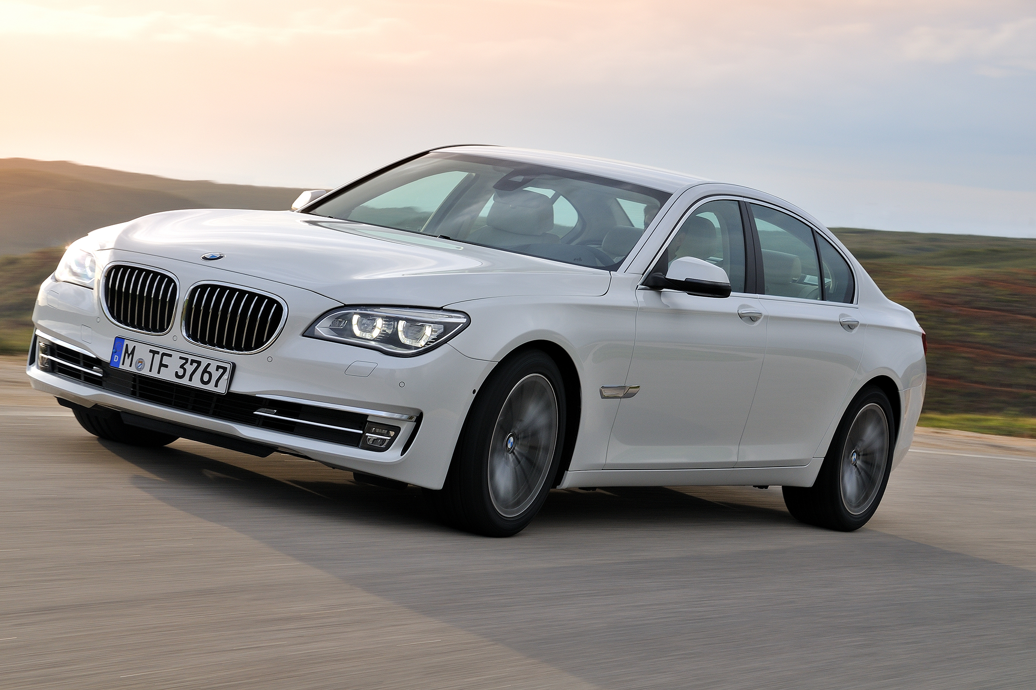 M Division Engineering Boss Wants M7, Should BMW Build One?