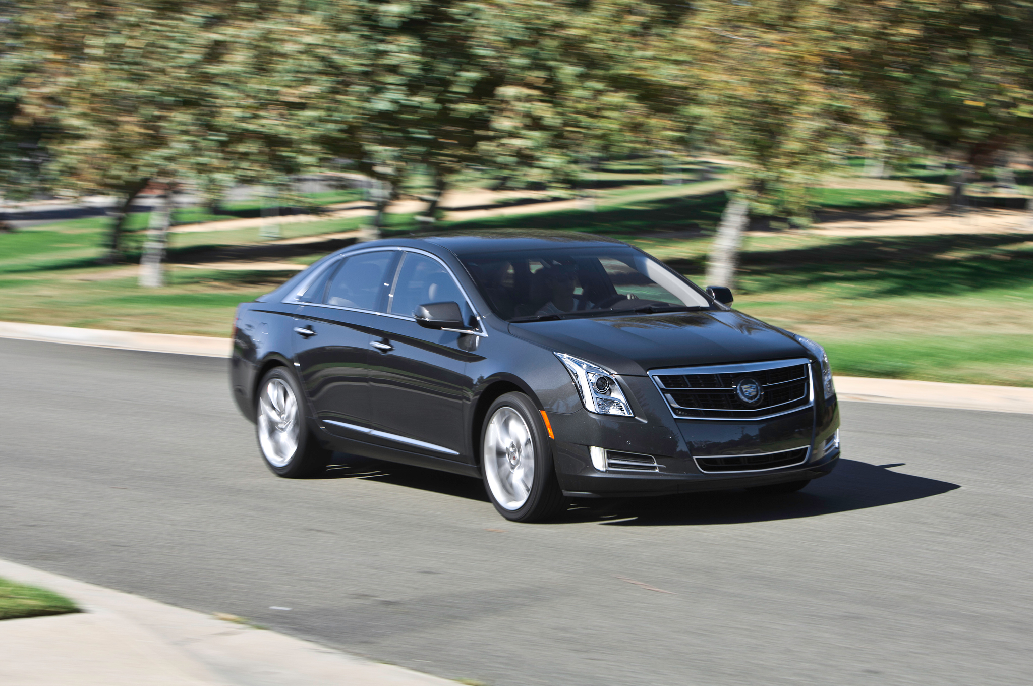 2014 Cadillac XTS Vsport AWD First Test