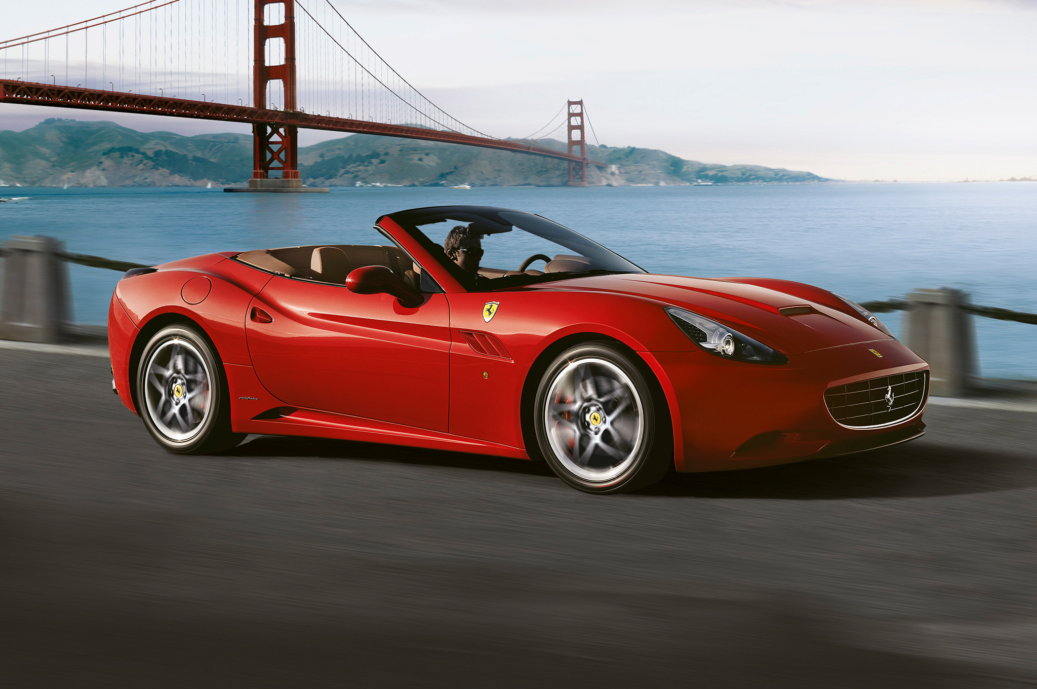 Superior Next Ferrari California To Get Twin Turbo V 8, Coming This Spring