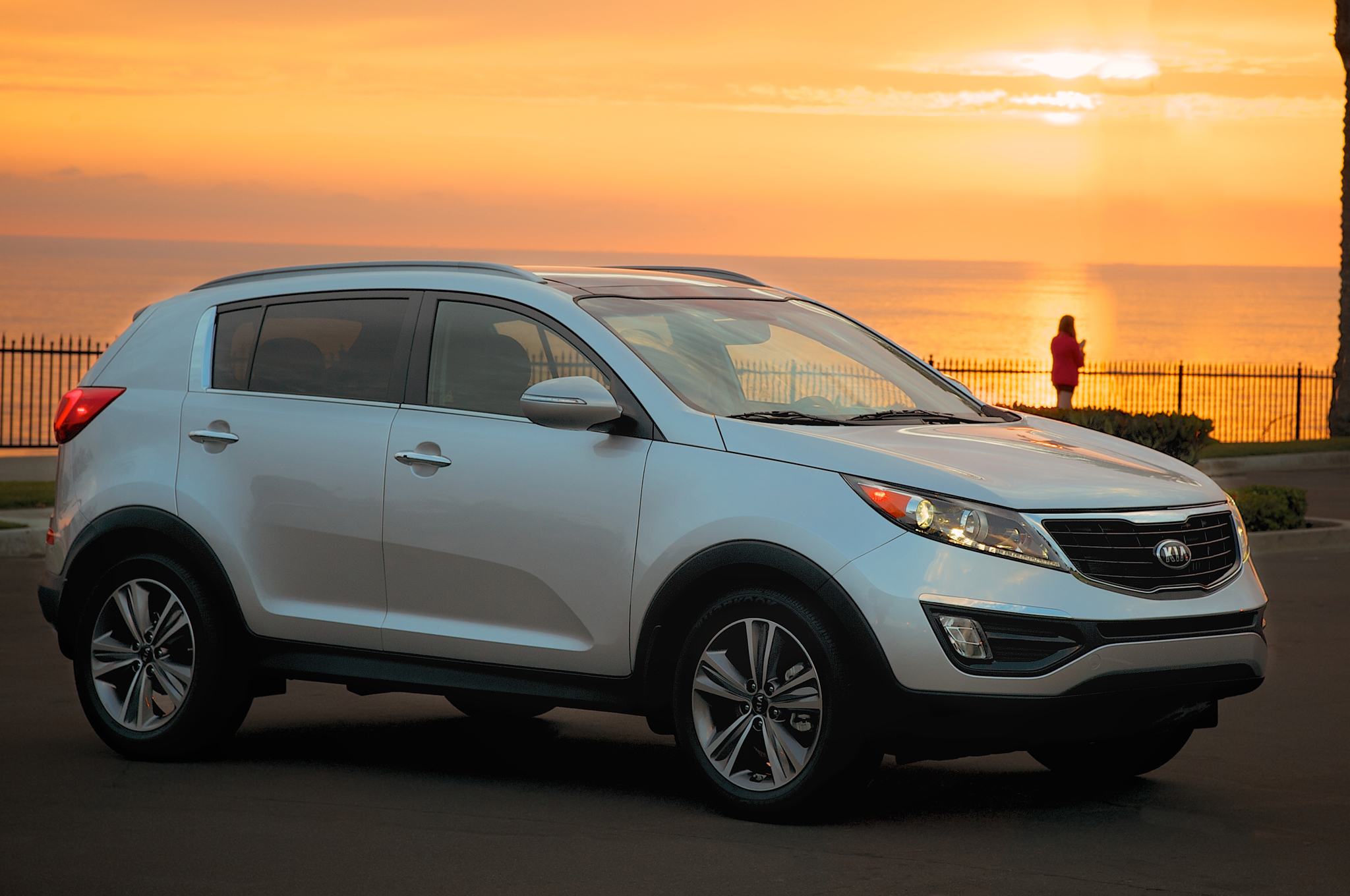 Updated 2014 Kia Sportage Priced at $22,450, Tops Out at $29,250