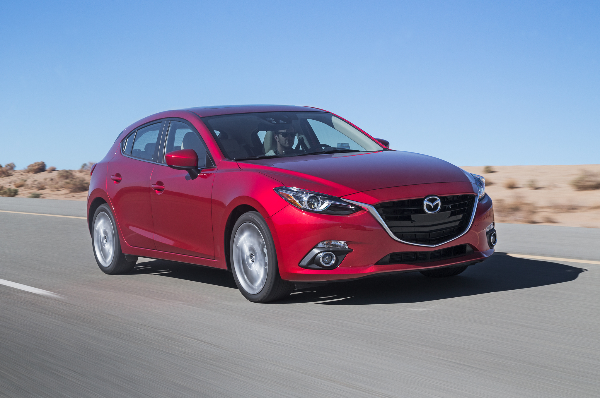 2014 Mazda3 i Sedan and s Hatch First Test - Motor Trend