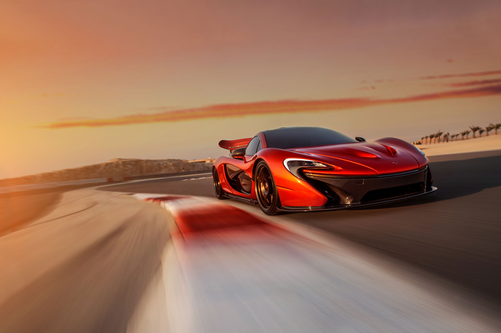 Video Claims McLaren P1 Lapped 'Ring in Under 7 Minutes