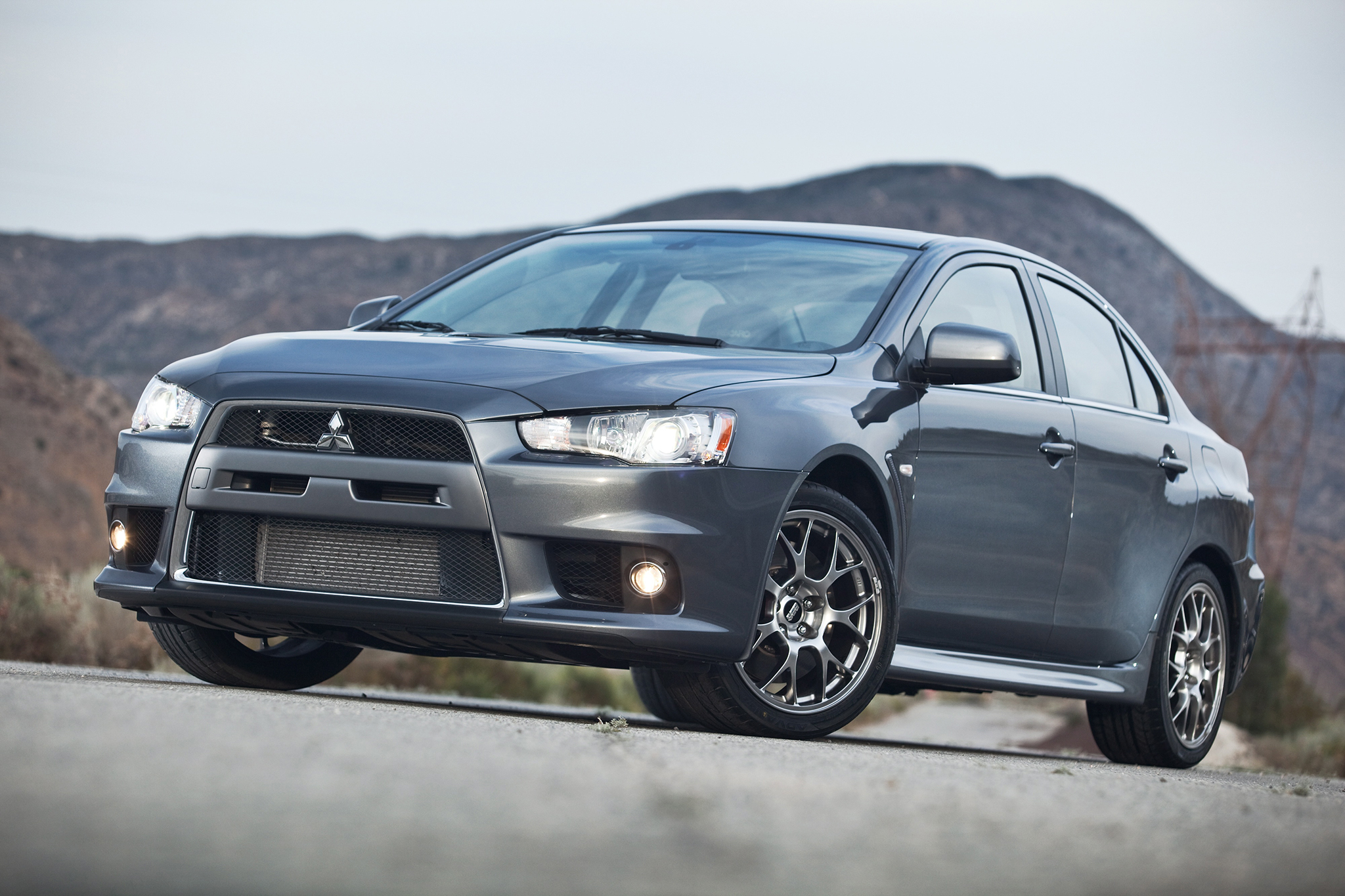 TOTD: Should the Mitsubishi Evo Successor Get a Different Name?